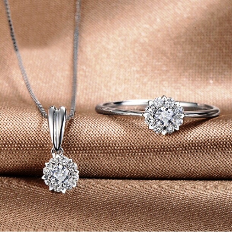 The Best Wedding Ring Is The One Which Carries An Everlasting Love