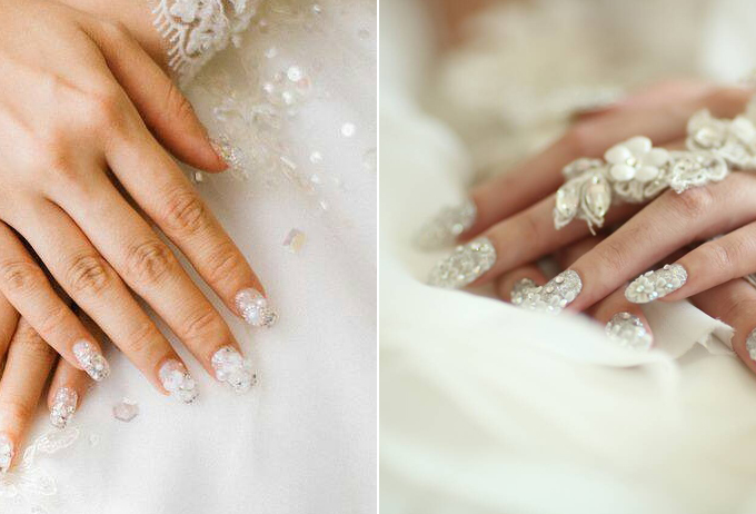A Head-to-Toe Guide to Bridal Beauty Image 6