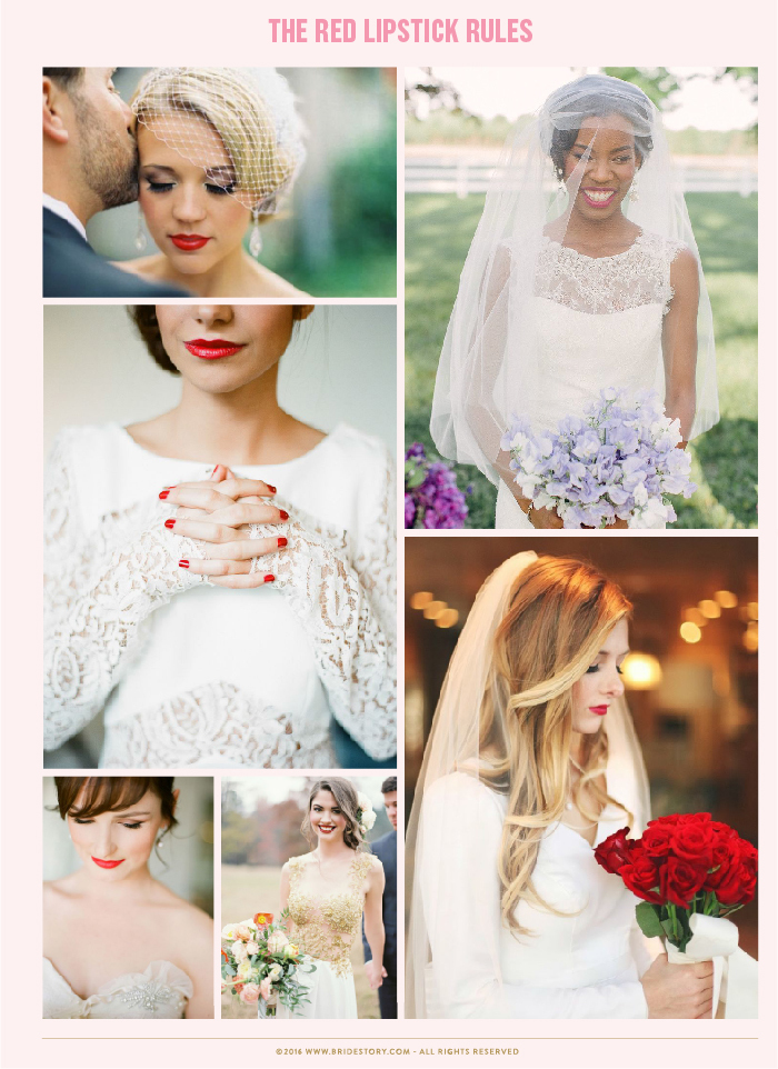 A Head-to-Toe Guide to Bridal Beauty Image 5