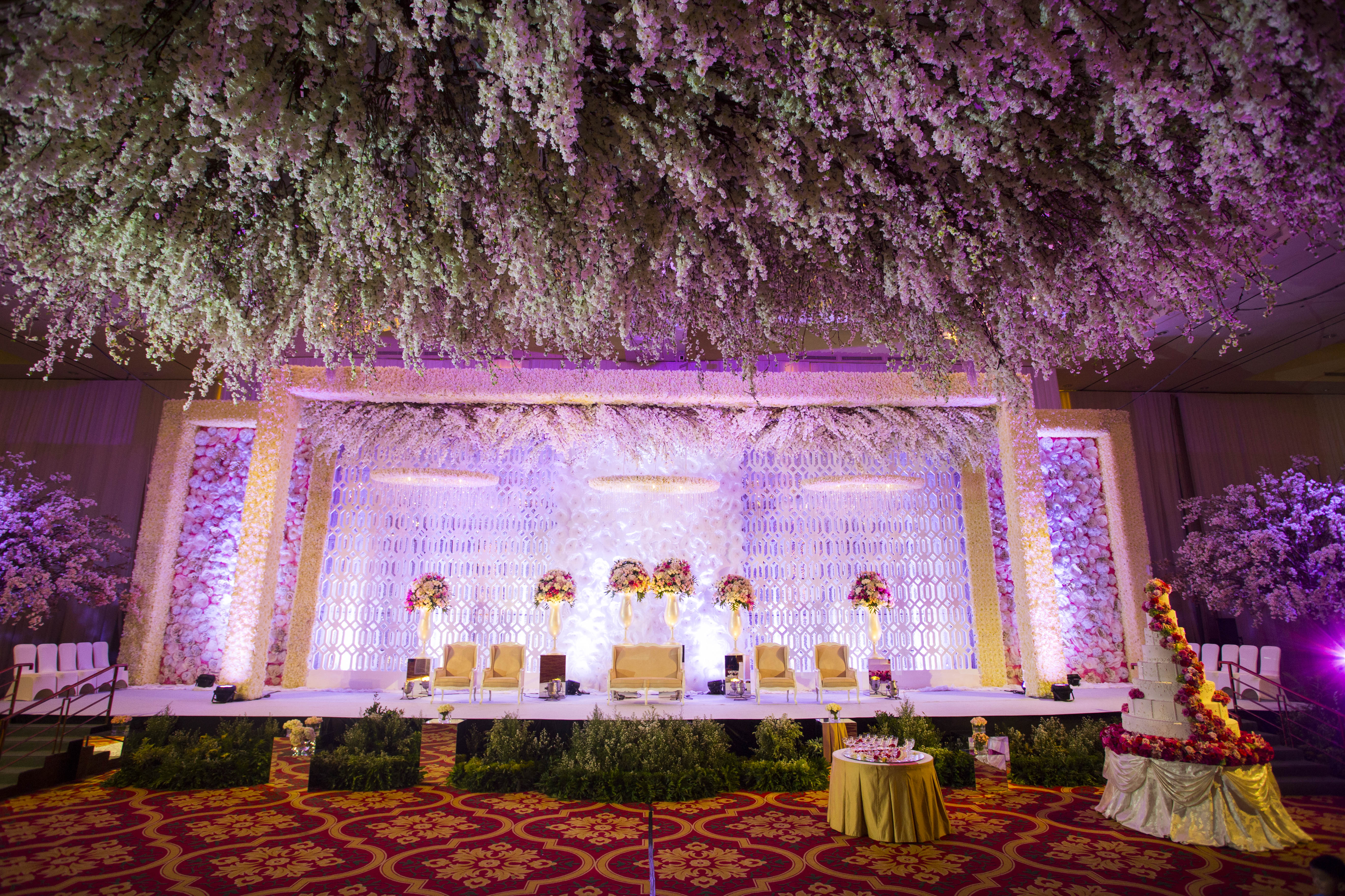 Andrew lia wedding by classy decor bridestory junglespirit Image collections