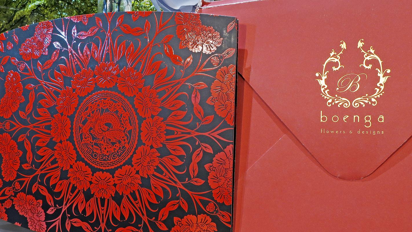 Boenga Chinese New Year Card by Kartoe | Bridestory.com