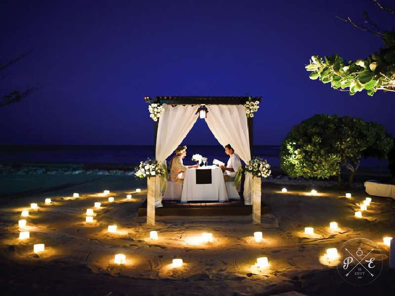 Amba And Dan Romantic Beach Proposal By Envy