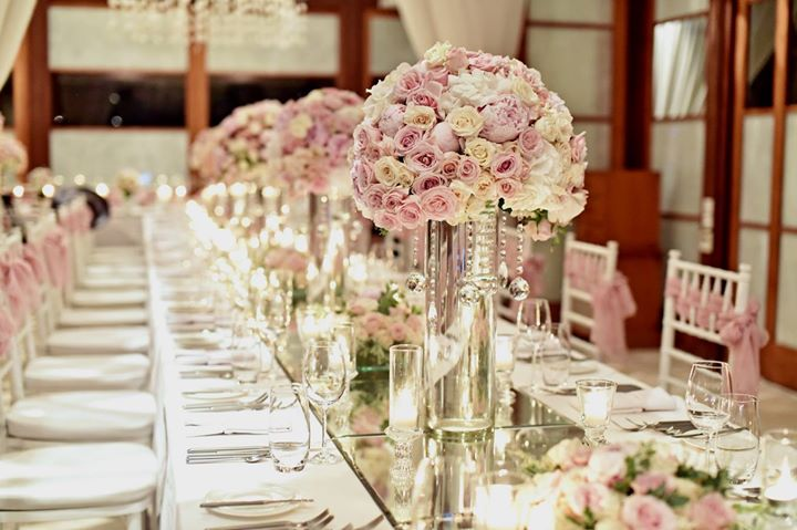 Clifftop chapel wedding decoration in baby pink and white set up by clifftop chapel wedding decoration in baby pink and white set up by marlynproduction by marlyn production bridestory junglespirit Gallery