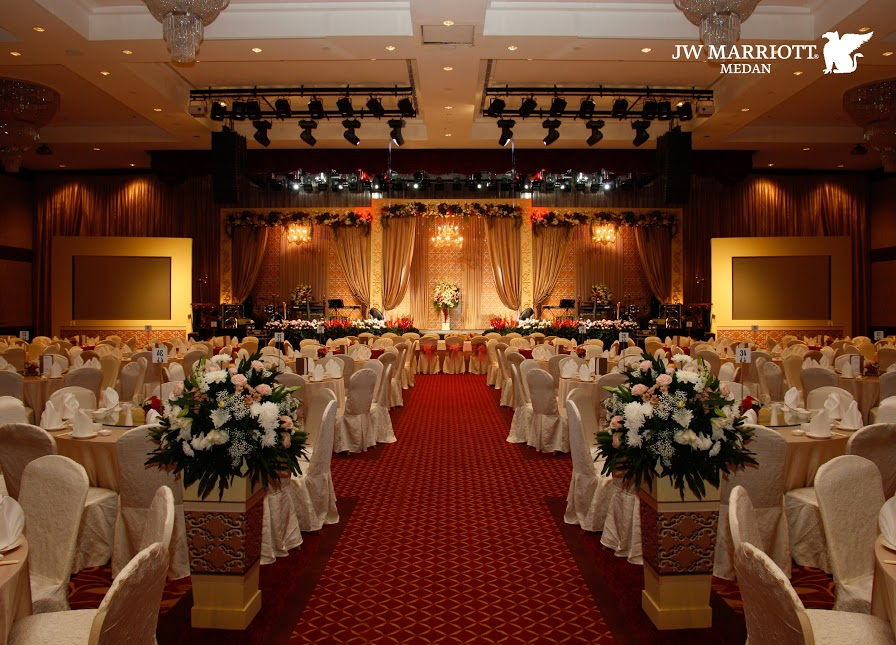 Jw marriott hotel medan by jw marriott hotel medan bridestory junglespirit Image collections