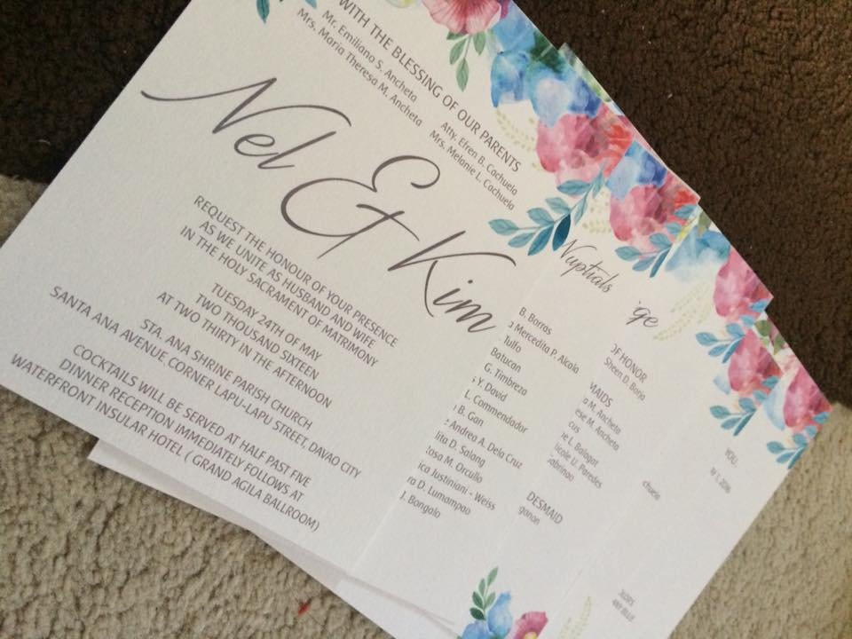 Directory of wedding invitations suppliers in philippines directory of wedding invitations suppliers in philippines bridestory stopboris Gallery