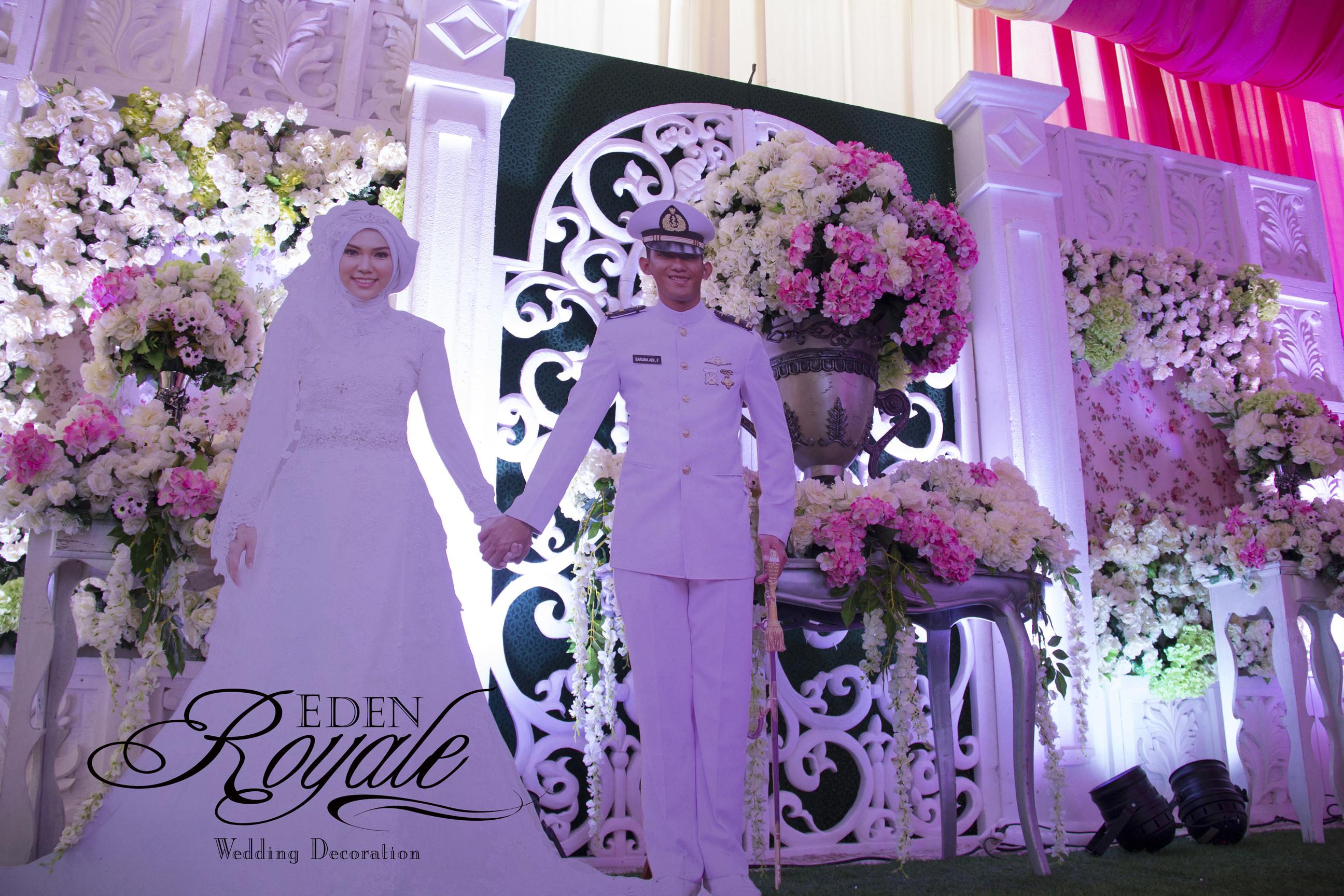 The wedding of baruna yen yen by eden design bridestory junglespirit Choice Image