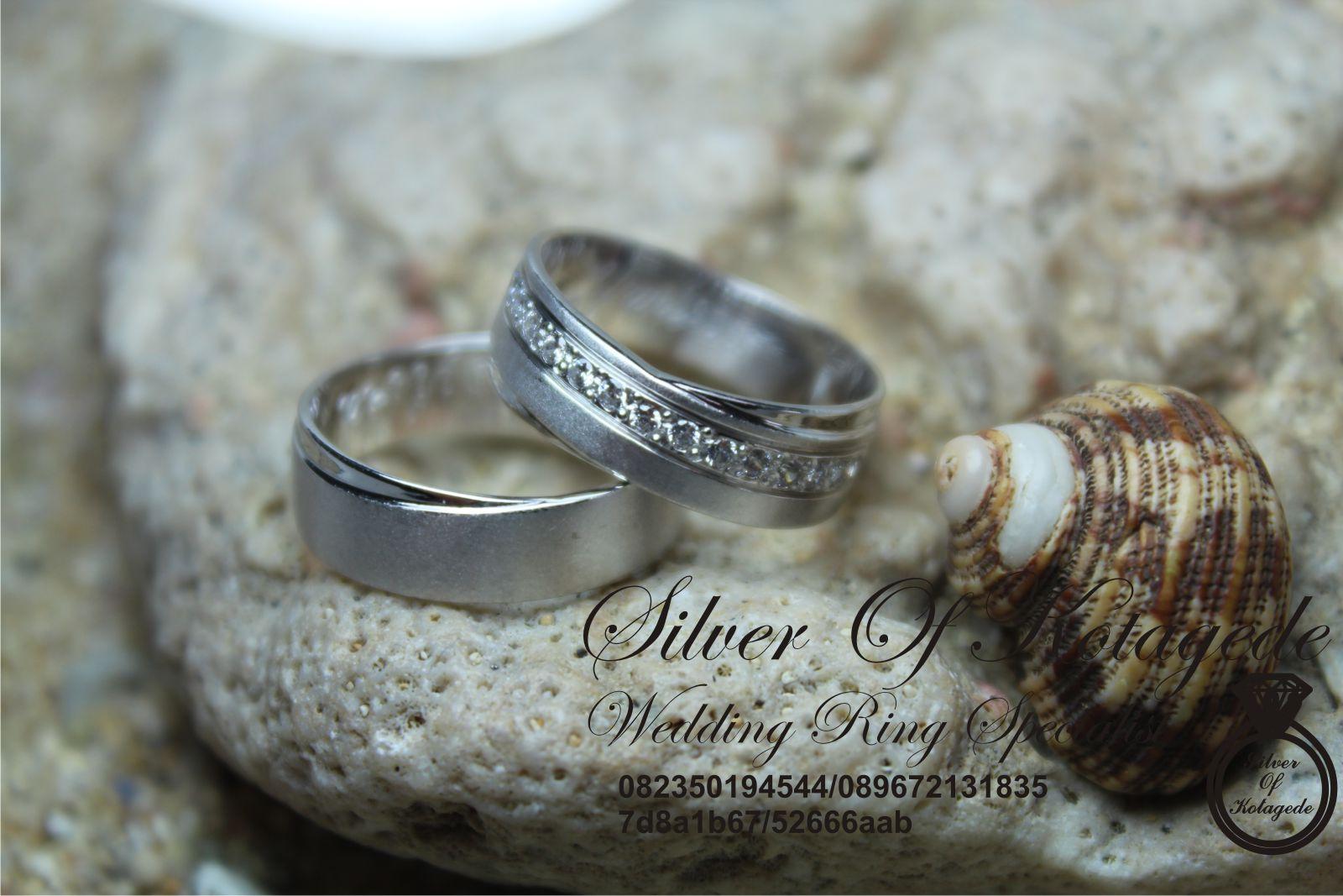 Cincin Pernikahan Terbaru By Silverofkotagede Kawin Palladium 028