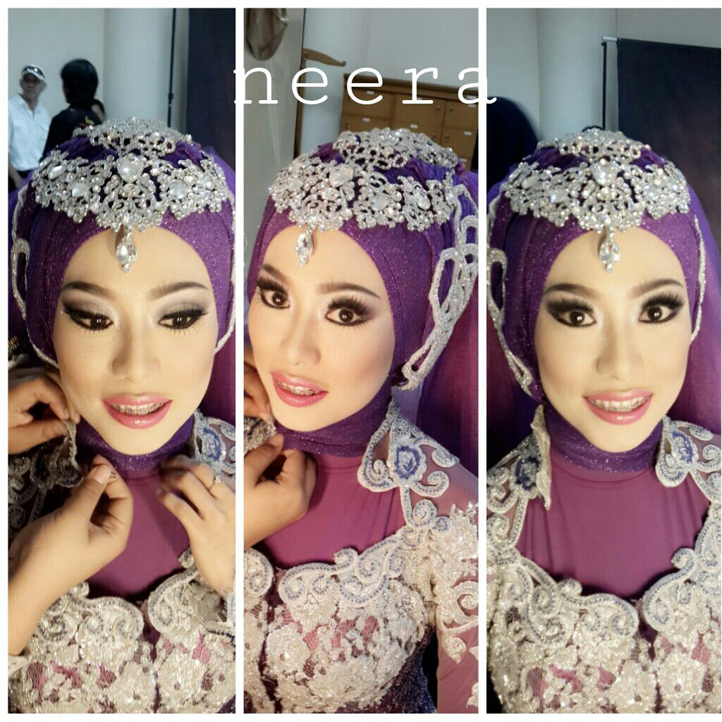 makeup portfolio by neera muslimah make up | bridestory