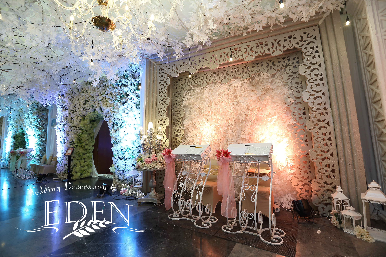 Farah dirga wedding by eden design bridestory junglespirit Choice Image