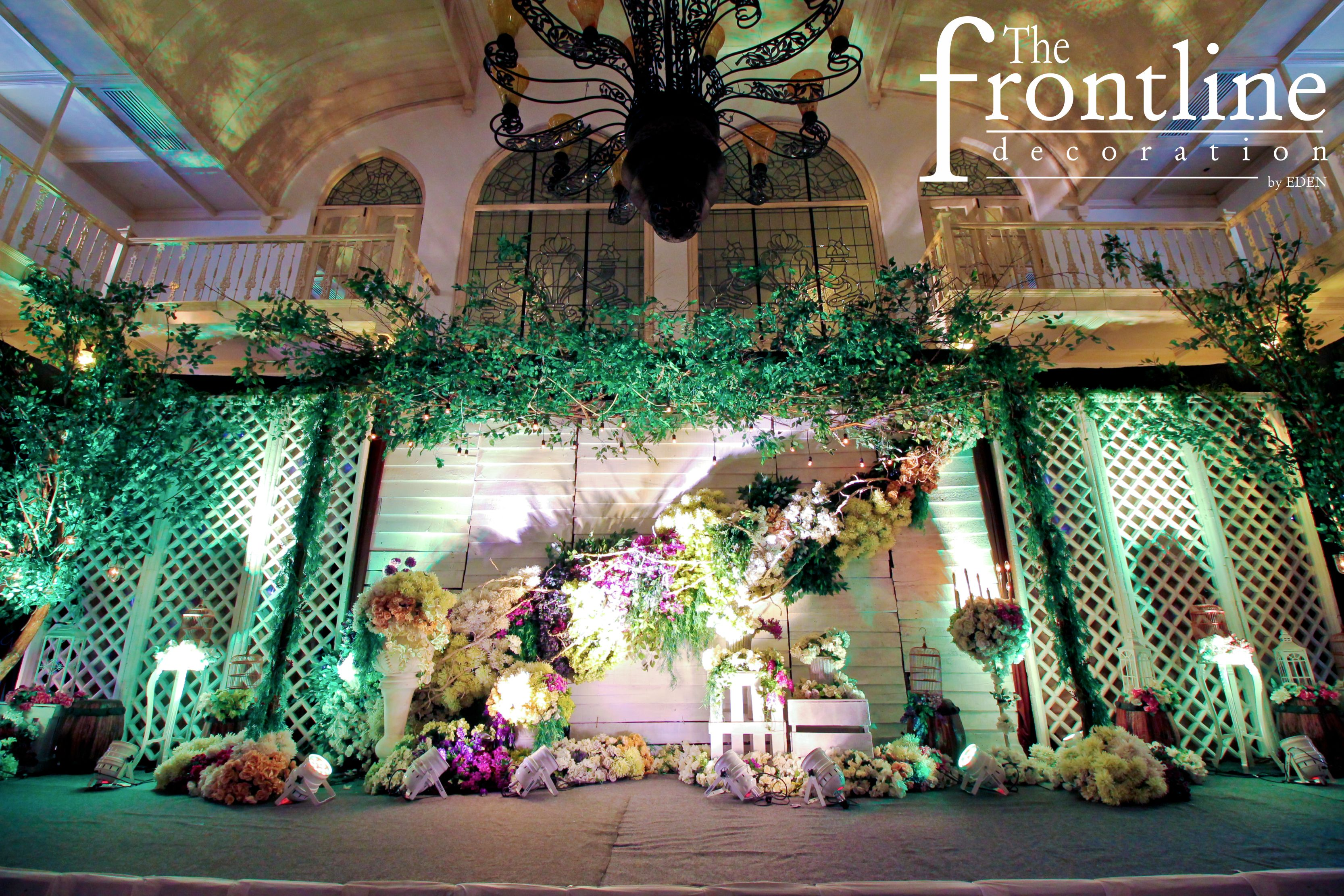 Sweet 17th of felicia nadya by eden design bridestory junglespirit Images