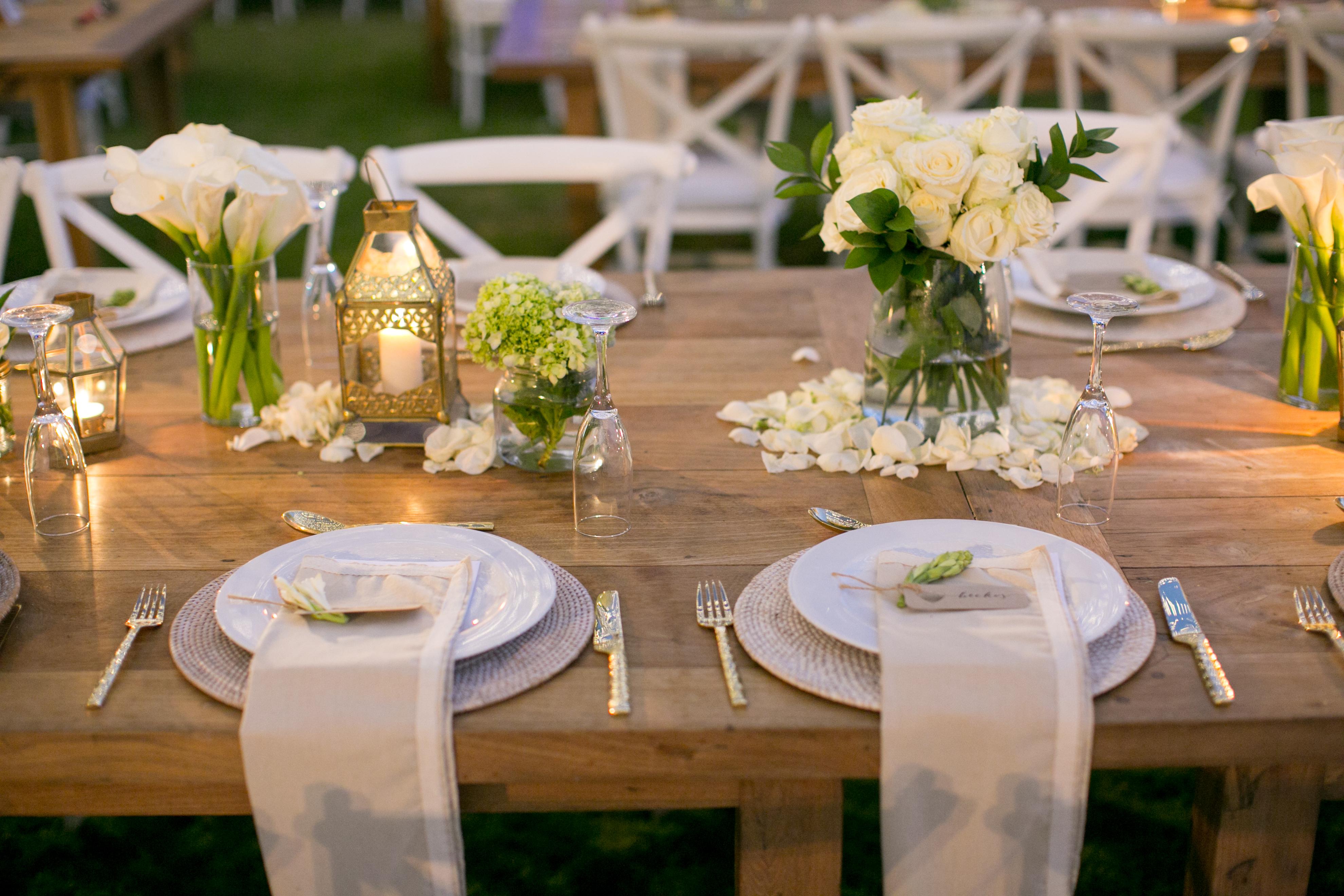 Garden wedding by bali event hire bridestory junglespirit Image collections