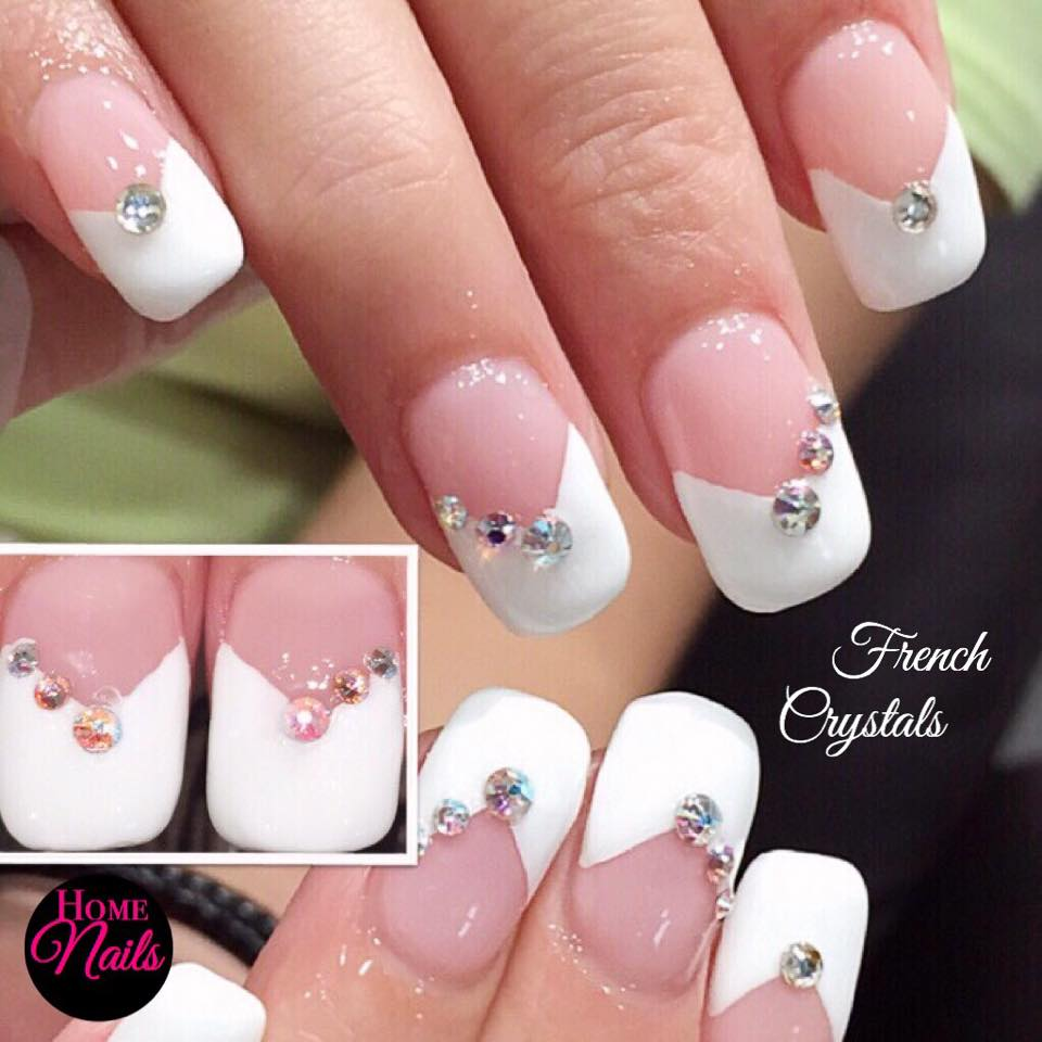 All Things French by Home Nails | Bridestory.com