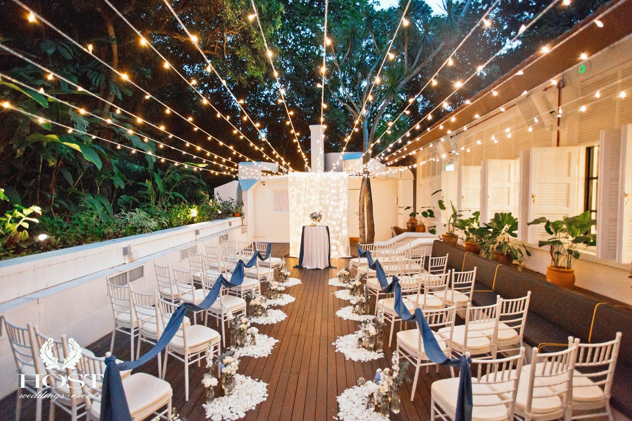 Botanico @ The Garage | Wedding Venue in Singapore | Bridestory.com