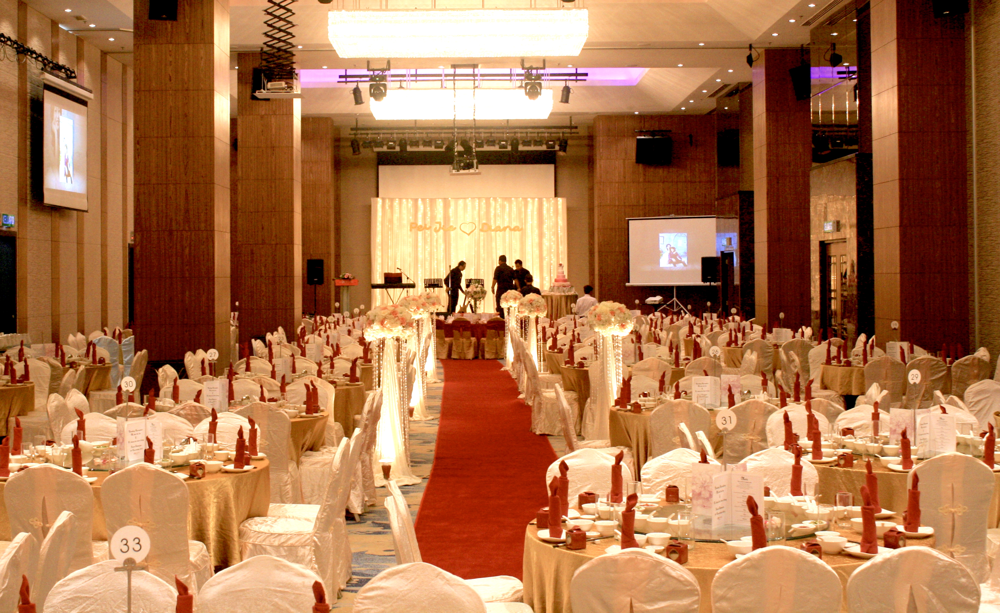 Wedding setup for pei jie diana wedding by lexis suites penang wedding setup for pei jie diana wedding by lexis suites penang bridestory junglespirit Images