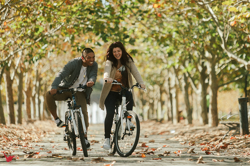 4 Keys to Have Casually Awesome Pre-Wedding Photos Image 7