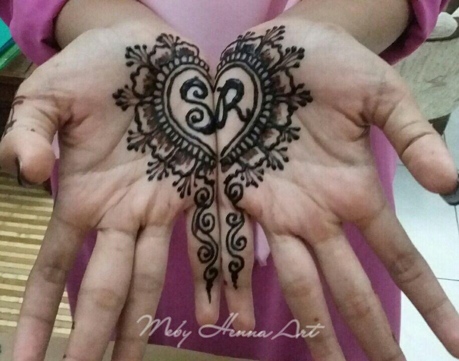 Ethnic Red Henna By Meby Henna Art Bridestory Com