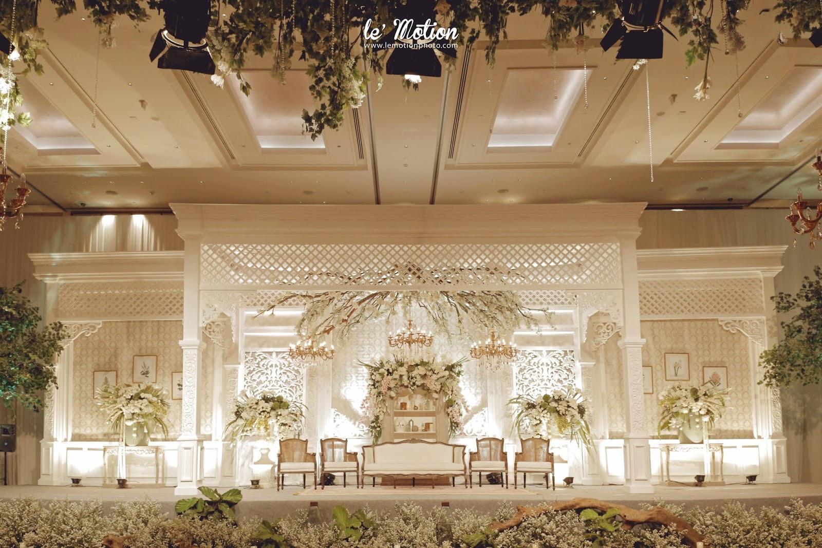 Dico chacha wedding by fairmont jakarta bridestory junglespirit Gallery