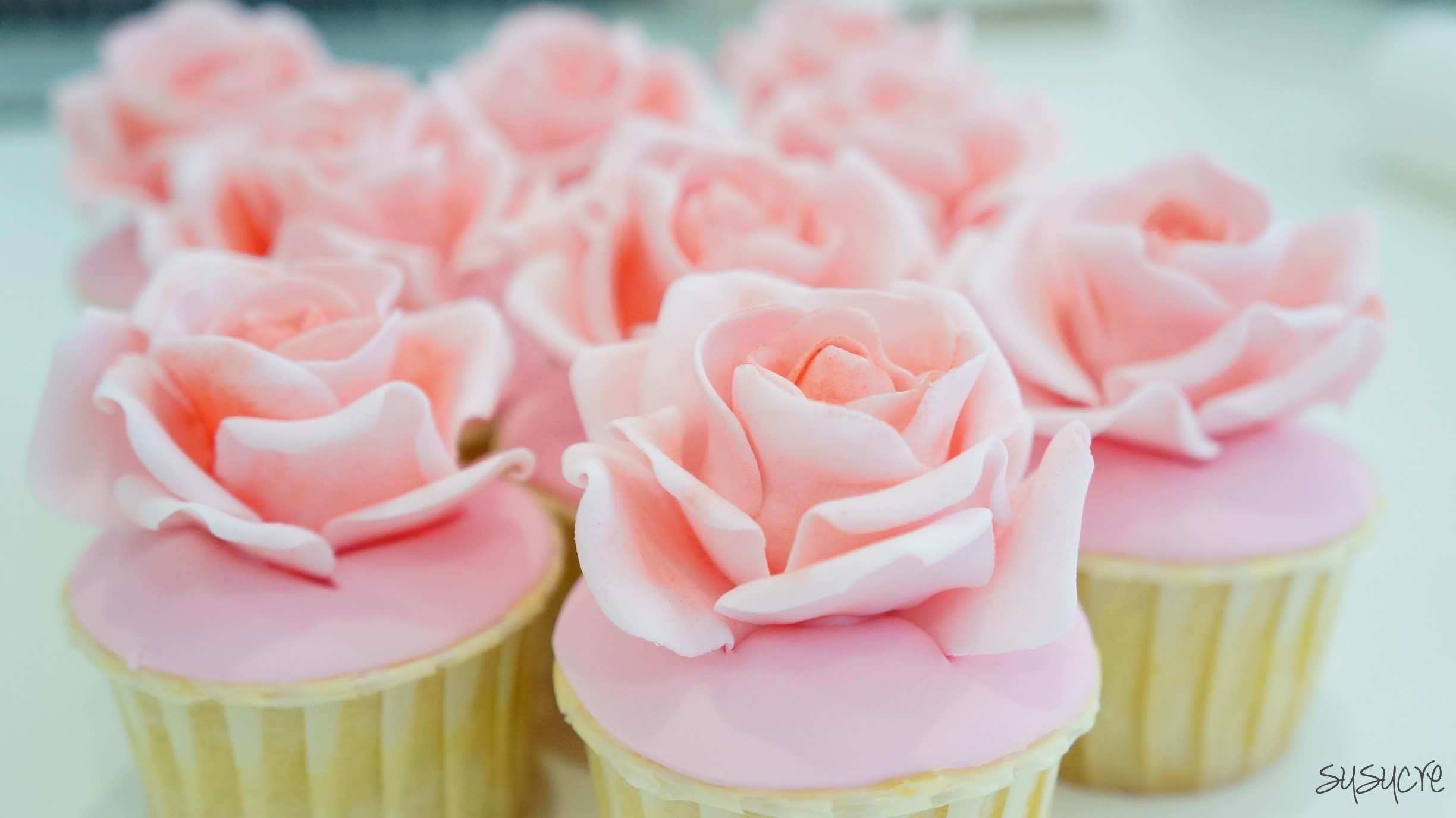 Wedding Cupcakes by Susucre Pte Ltd | Bridestory.com