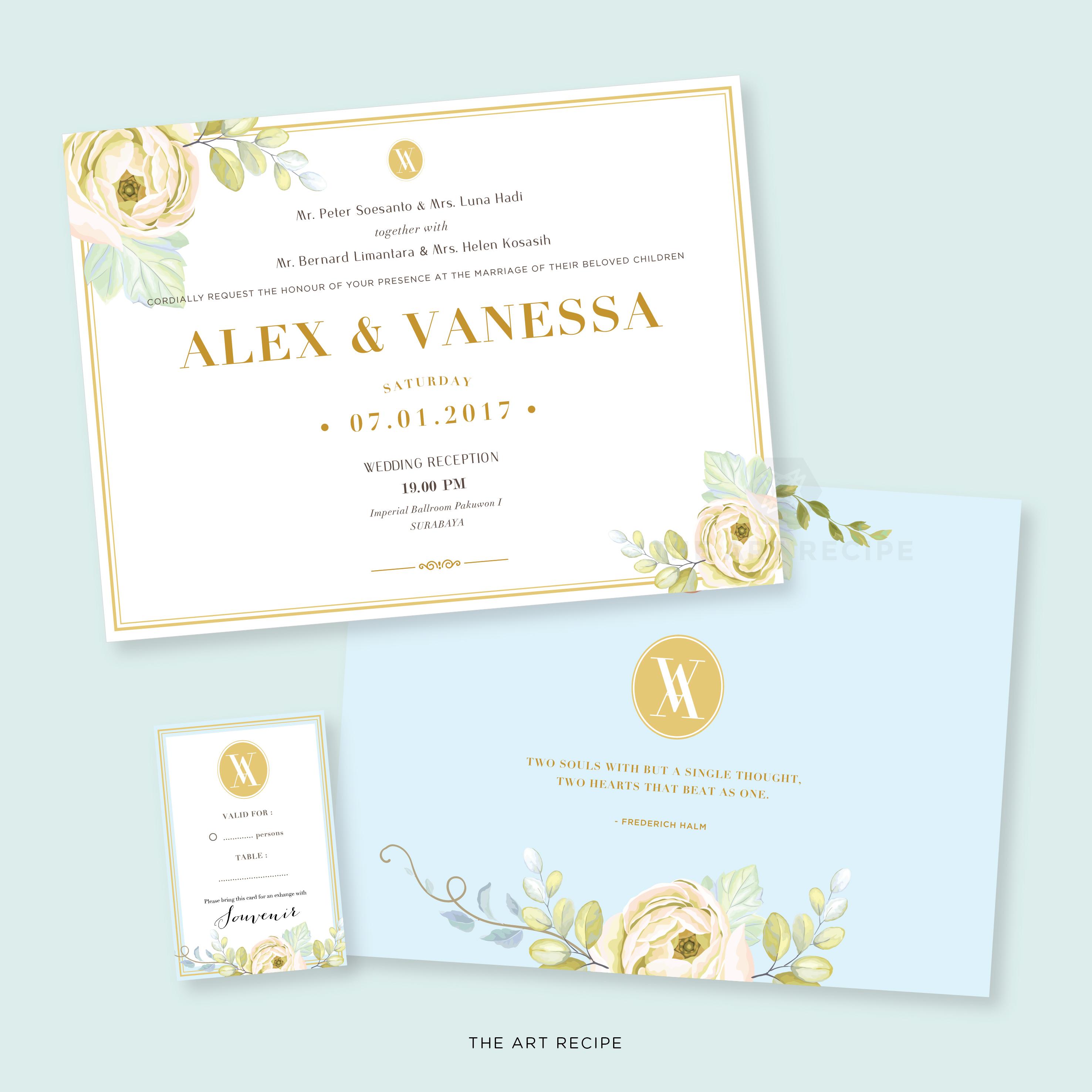 Directory of wedding invitations vendors in surabaya bridestory stopboris Image collections