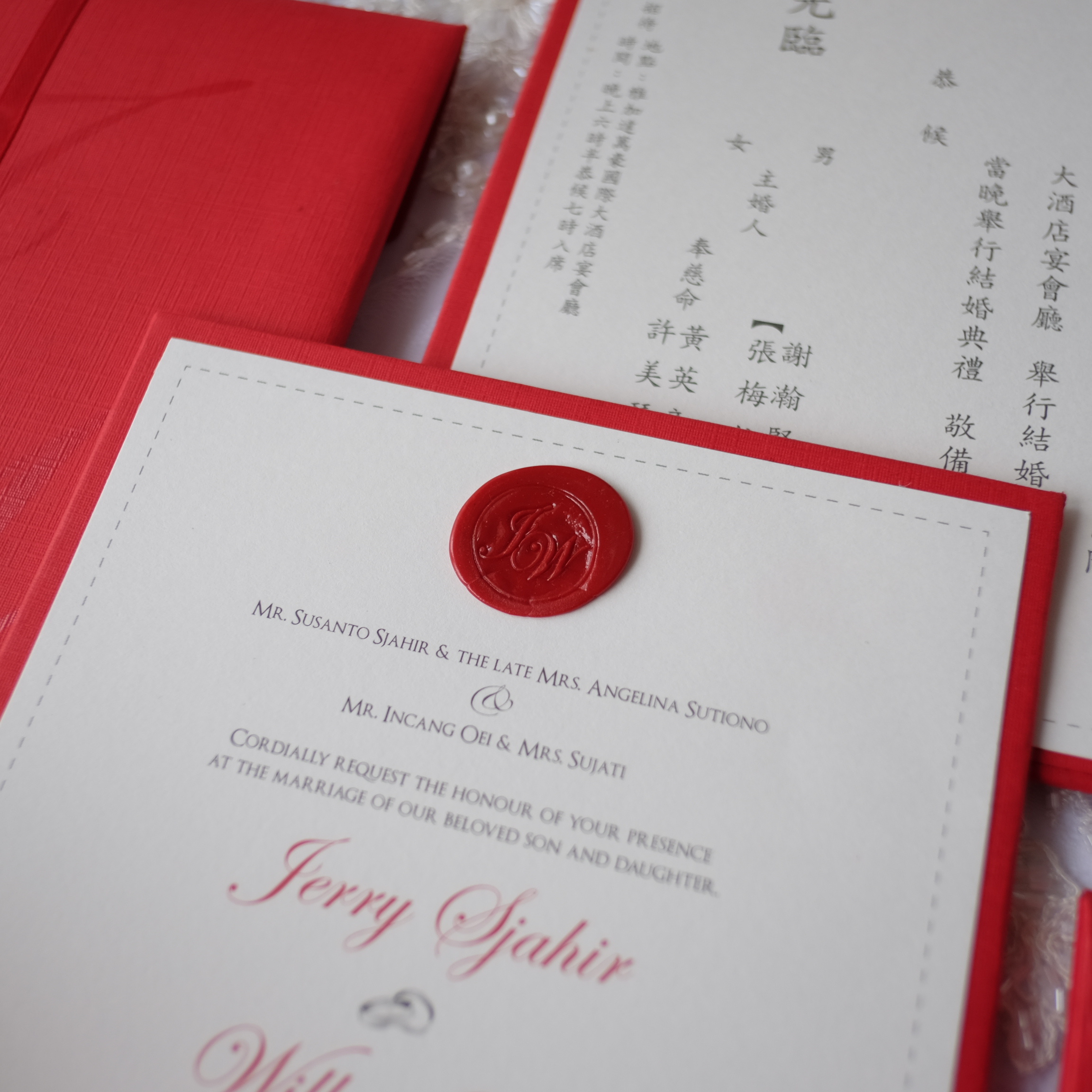 saltnpaper.co | Wedding Invitations in Jakarta | Bridestory.com