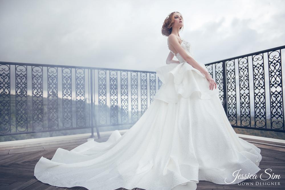 Jessica Sim | Wedding Dress & Attire in Bandung | Bridestory.com