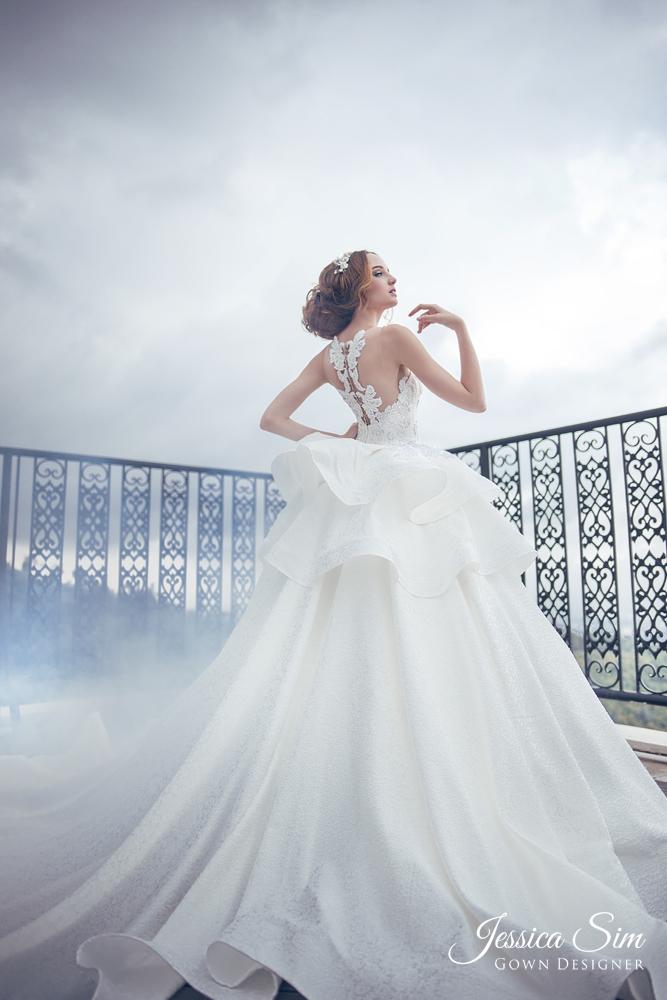 Jessica Sim   Wedding Dress & Attire in Bandung   Bridestory.com