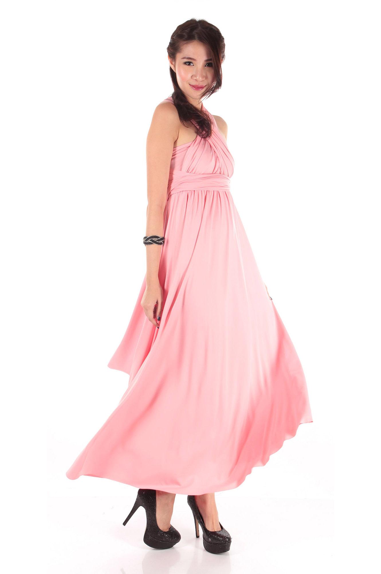 Bridesmaid Dresses Maxi by Dressabelle Indonesia   Bridestory.com