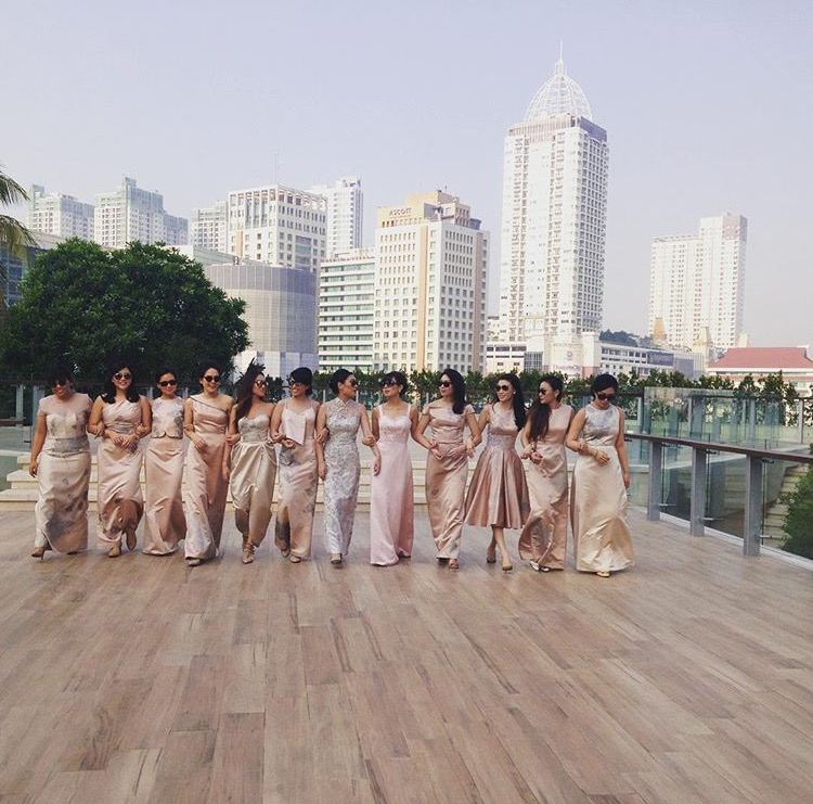 Felix And Mia Wedding At The Residence OnFive By Grand Hyatt Jakarta