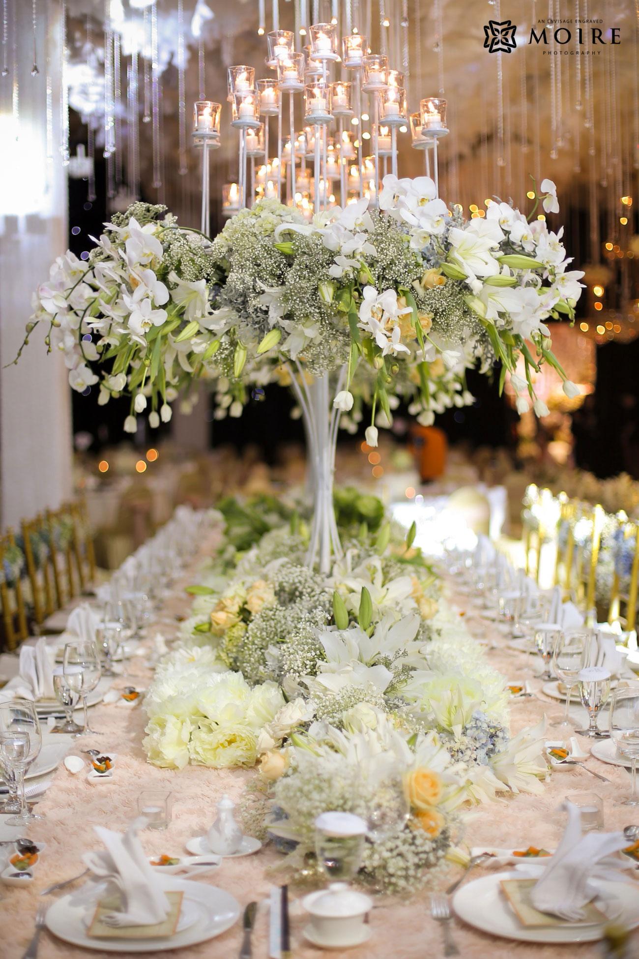 Wedding of fusan celine by fairytale organizer bridestory junglespirit Images