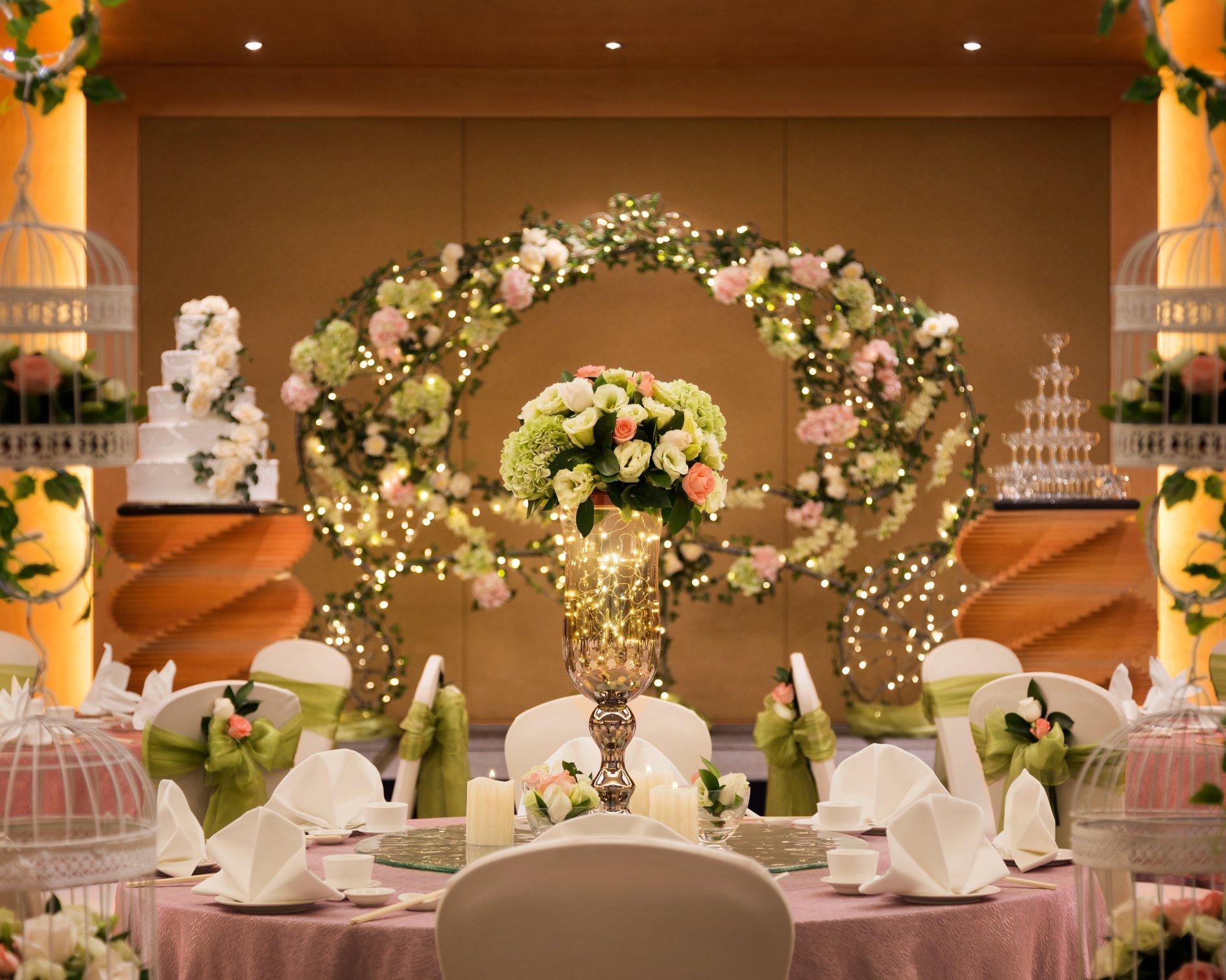 Your wedding story by hotel jen tanglin singapore bridestory junglespirit Choice Image