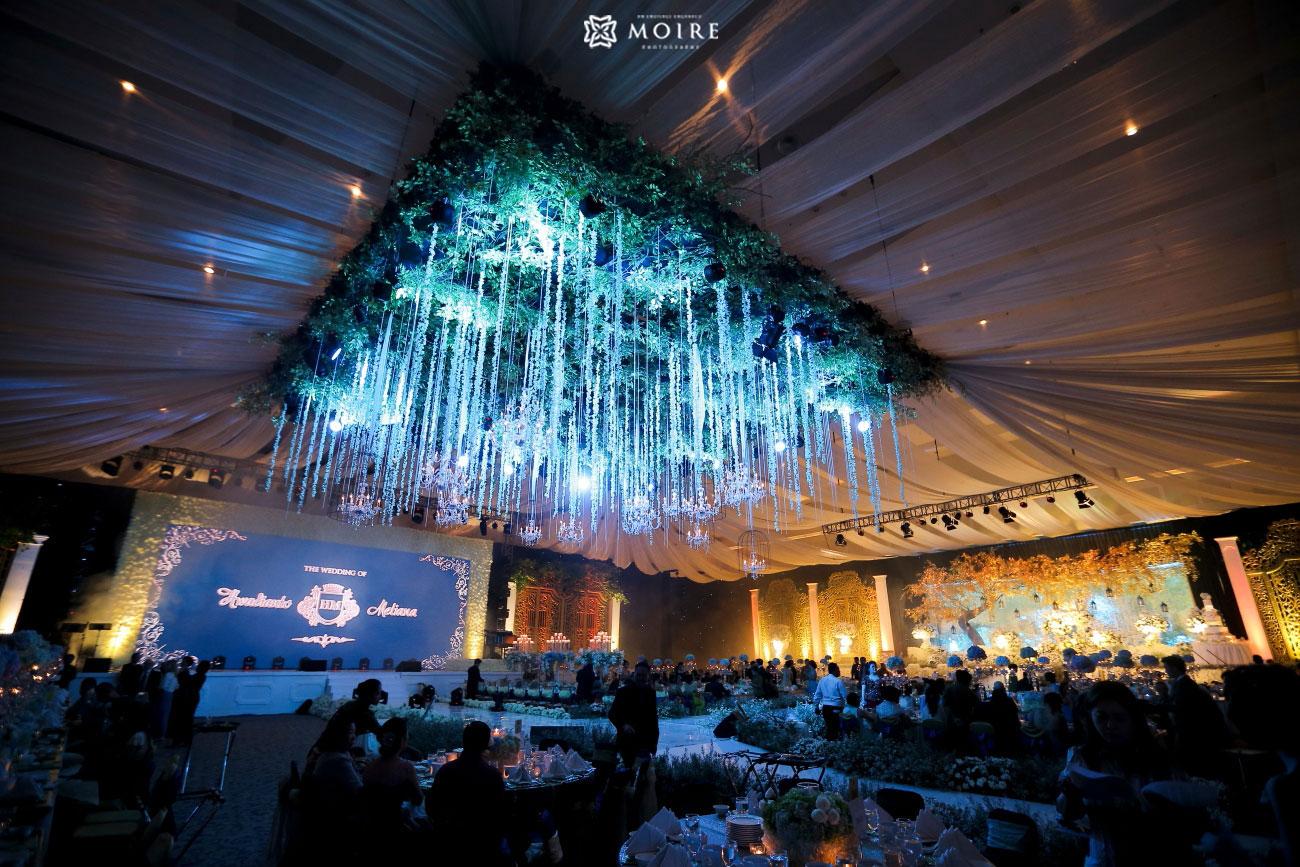 Wedding of hwadianto meliana by fairytale organizer bridestory junglespirit Images