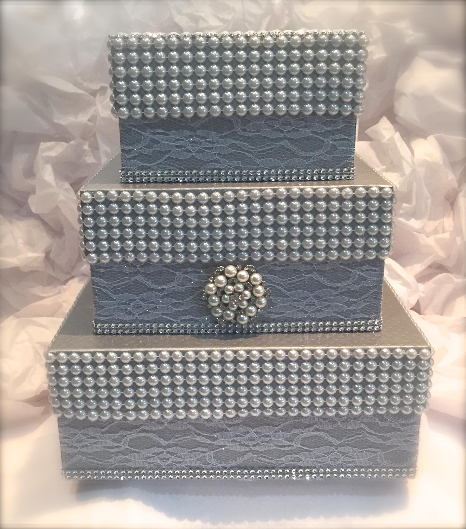 wedding card boxes by iWedding World Bridestorycom