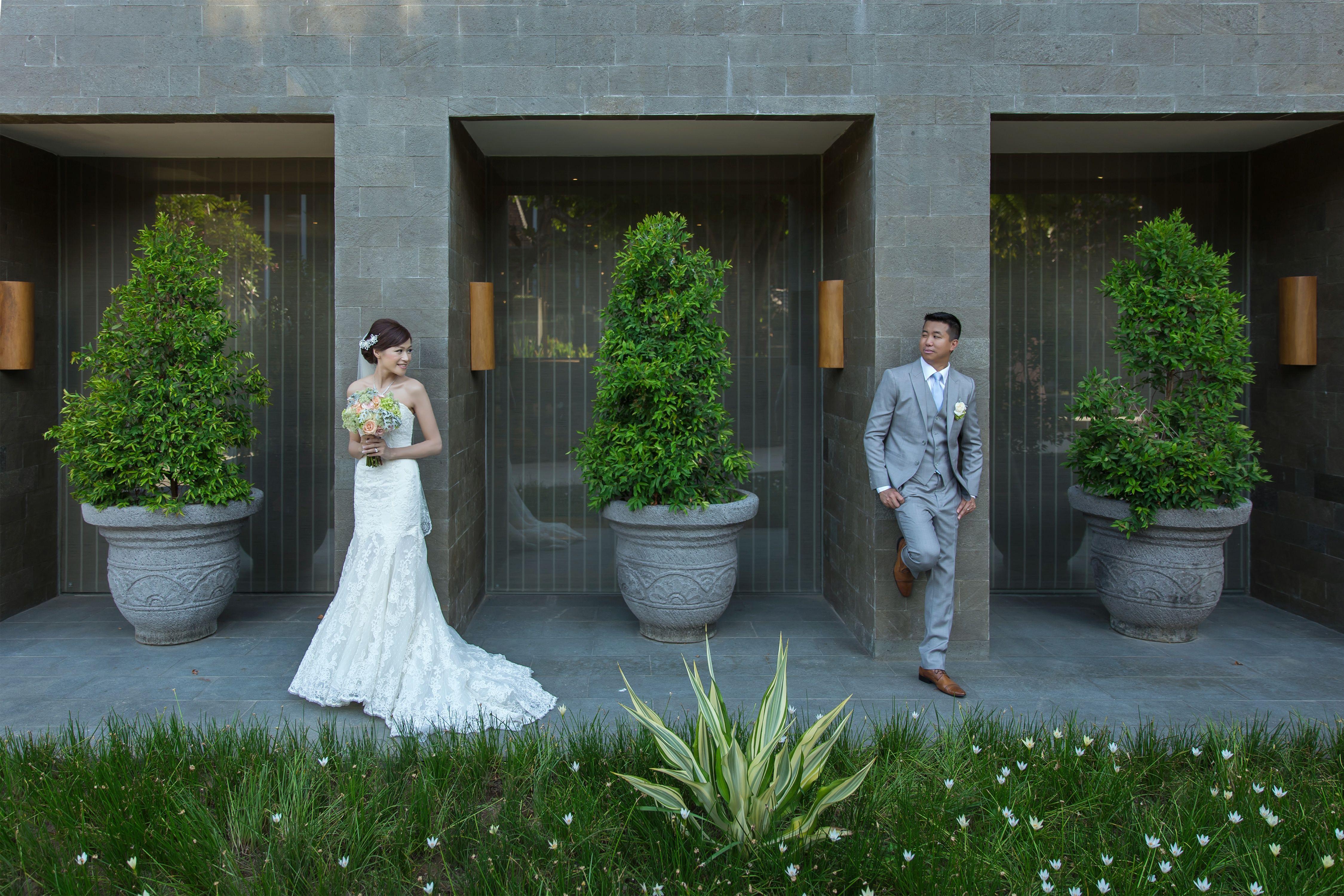 WEDDING ALEX & YITING by Fairmont Sanur Beach Bali | Bridestory.com
