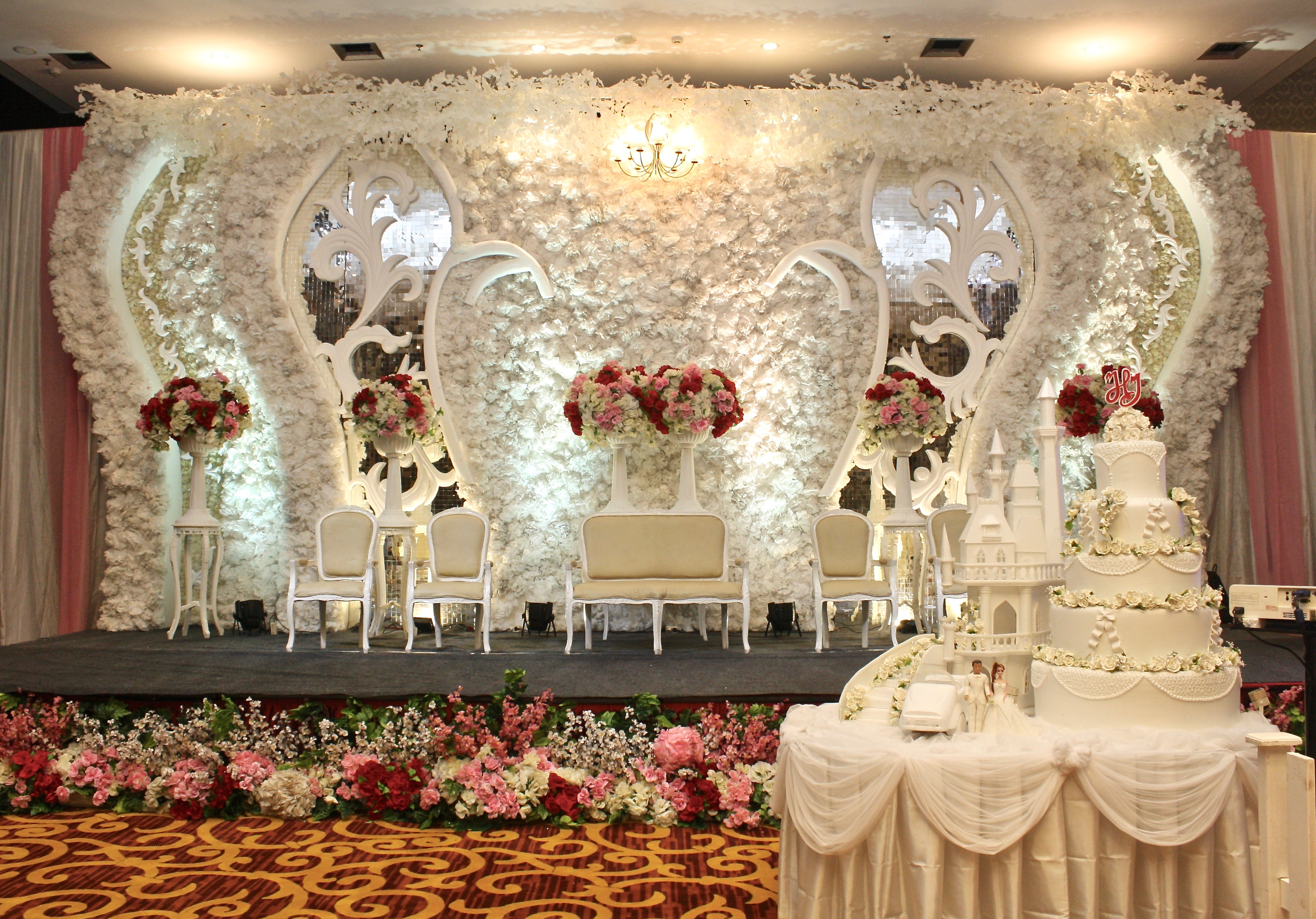 Hendry jennifer by indodecor bridestory junglespirit Gallery