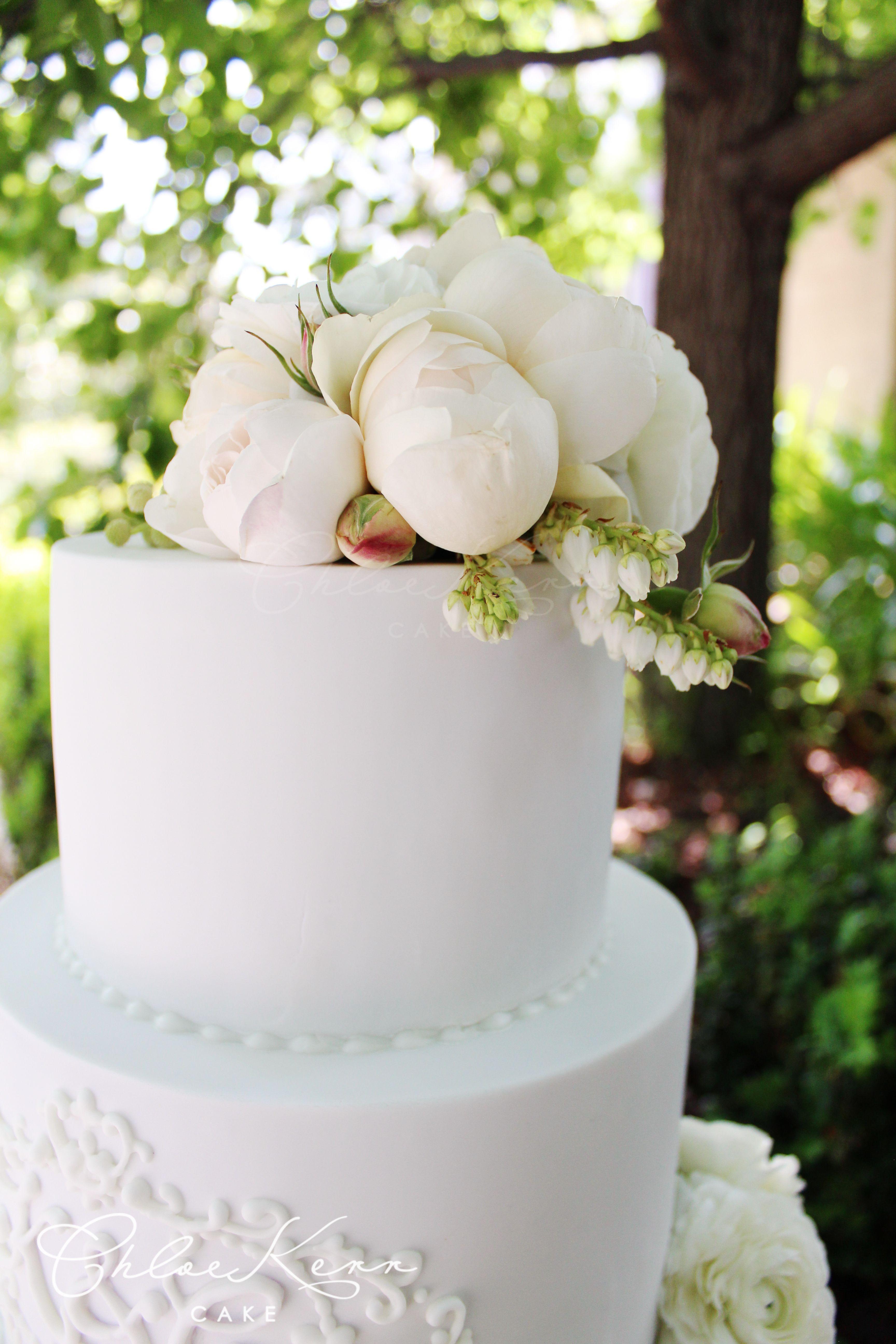 Fondant Cakes -tradition by Chloe Kerr Cake   Bridestory.com