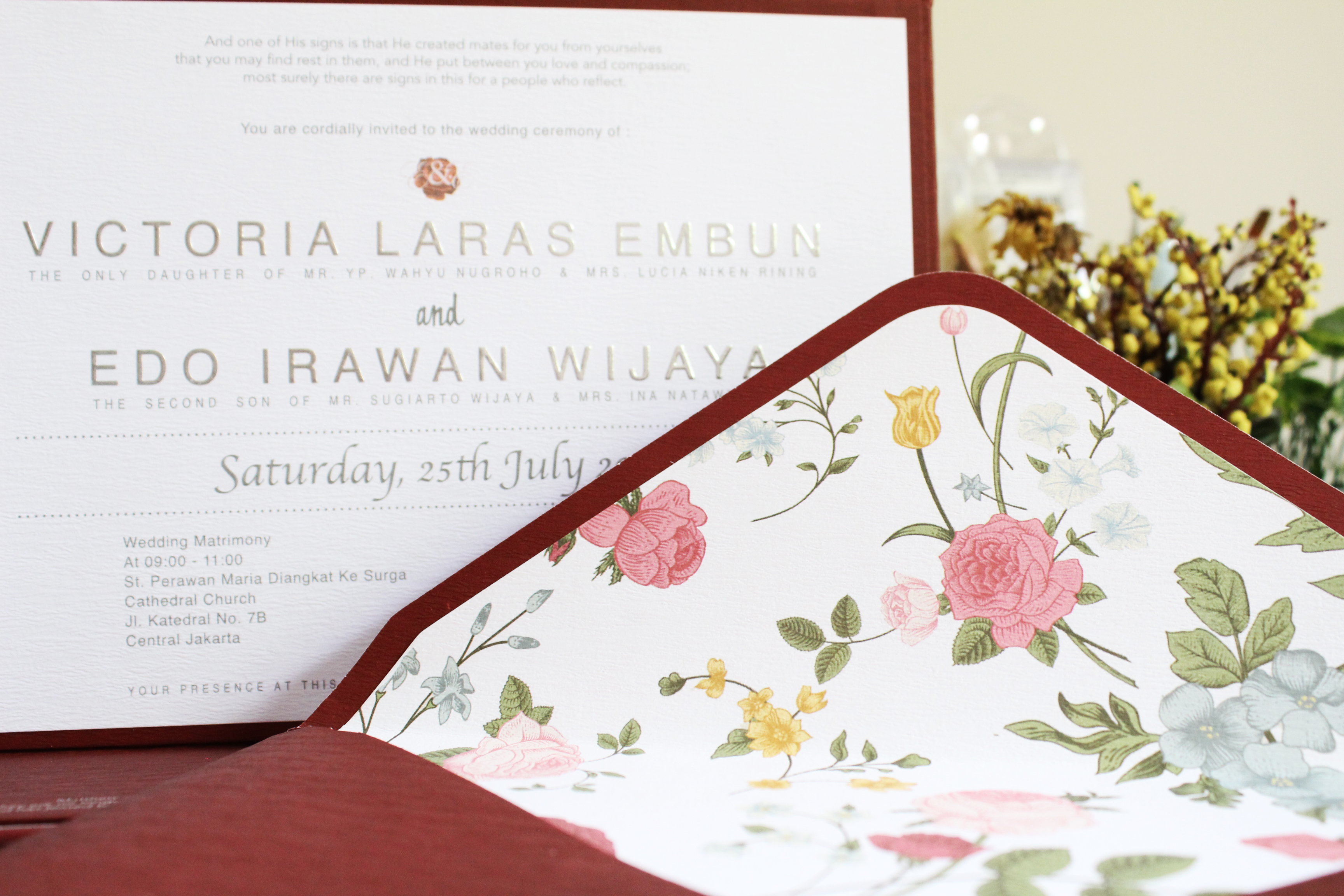 Directory of wedding invitations vendors in jakarta bridestory stopboris Image collections
