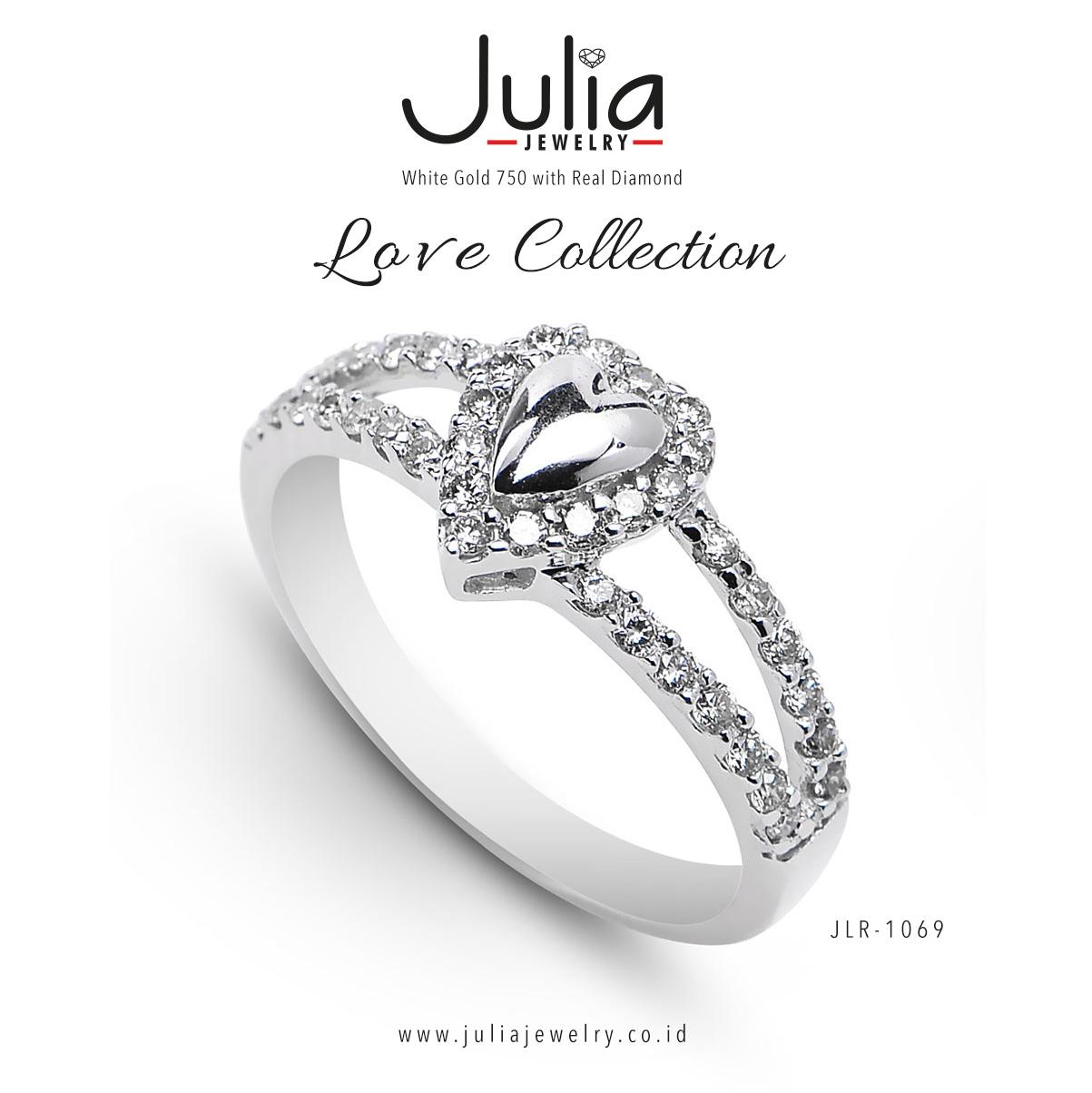 Julia Jewelry Wedding Jewelry in Jakarta Bridestorycom
