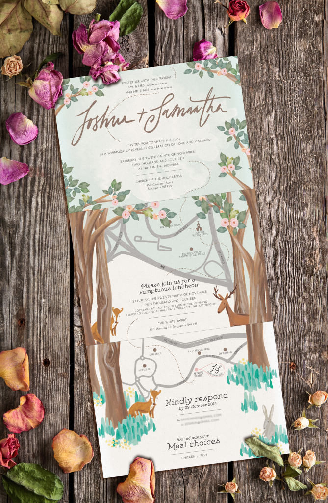 Pearlyn and Paper | Wedding Invitations in Barcelona (Catalonia ...