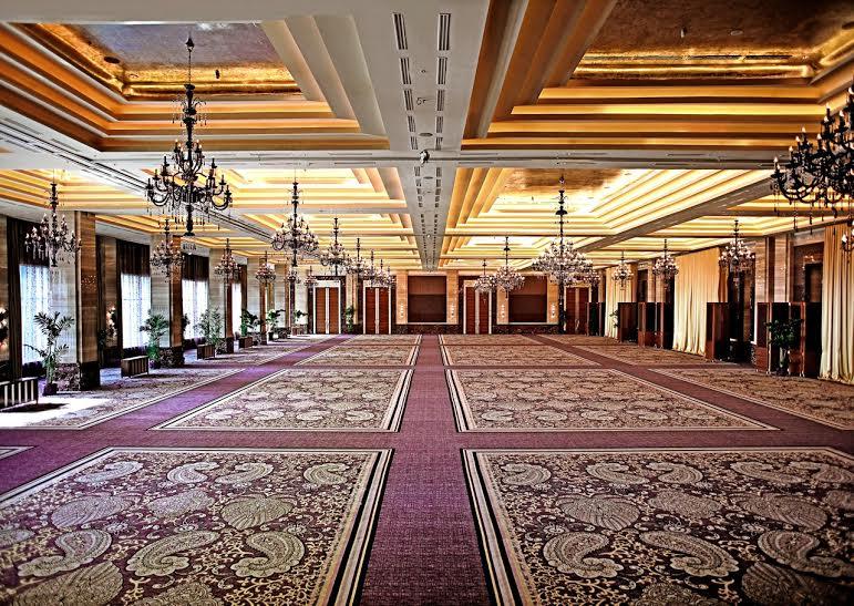 Wedding At Kempinski Grand Ballroom Hotel Indonesia Kempinski Jakarta By Hotel Indonesia Kempinski Jakarta Bridestory Com