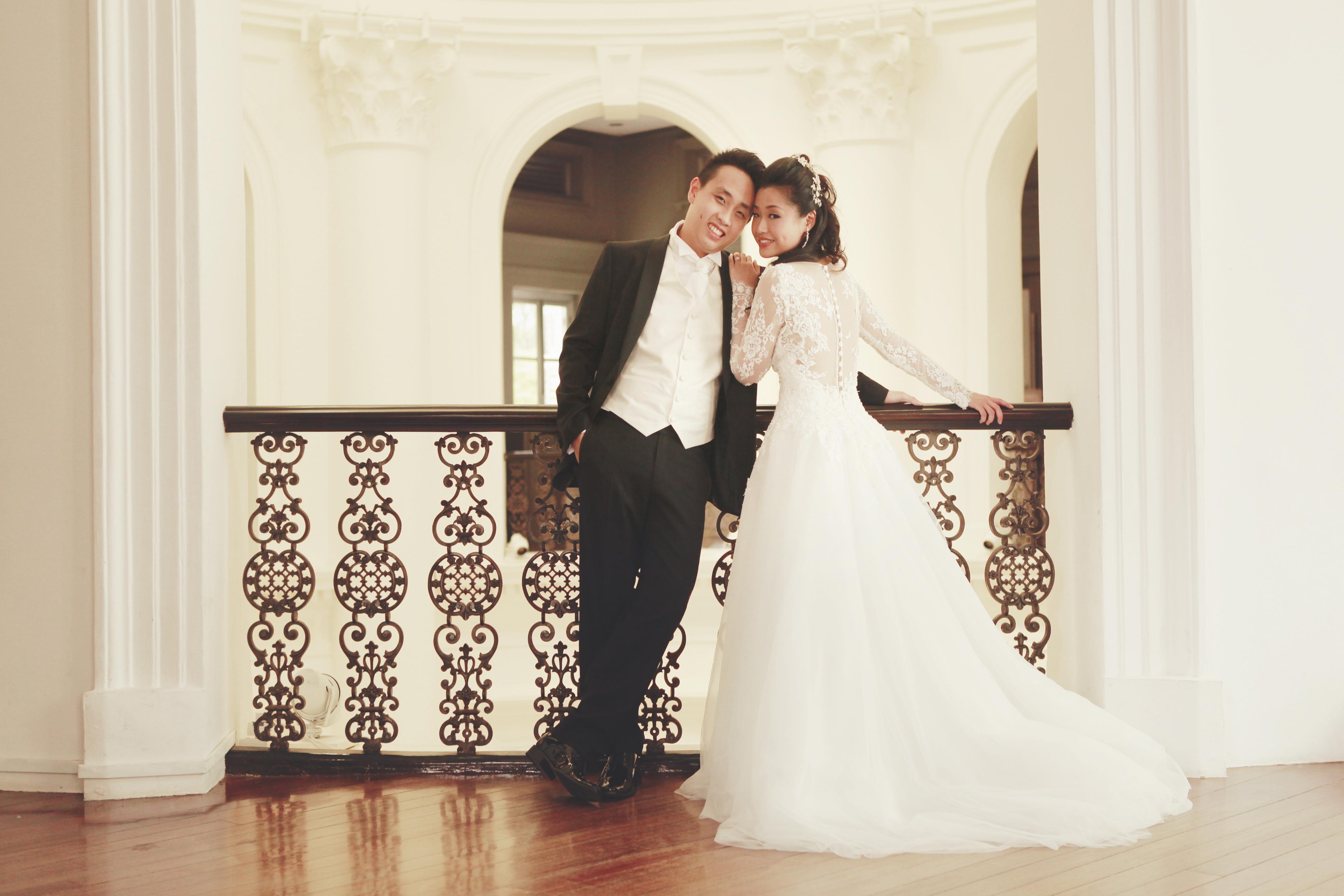 Elaine teoh wedding