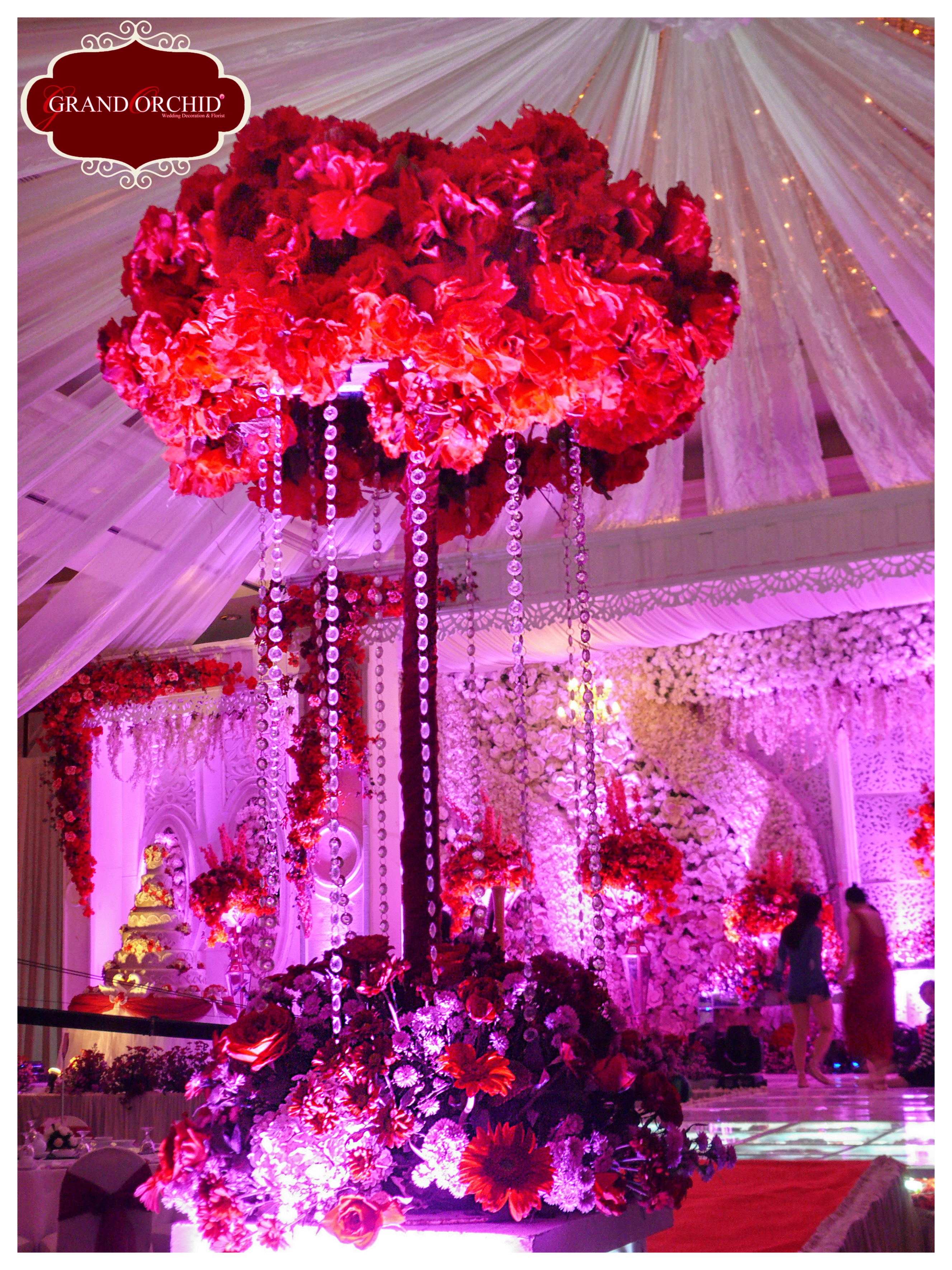 The Wedding of Benny & Djinna by Grand Orchid Decoration ...