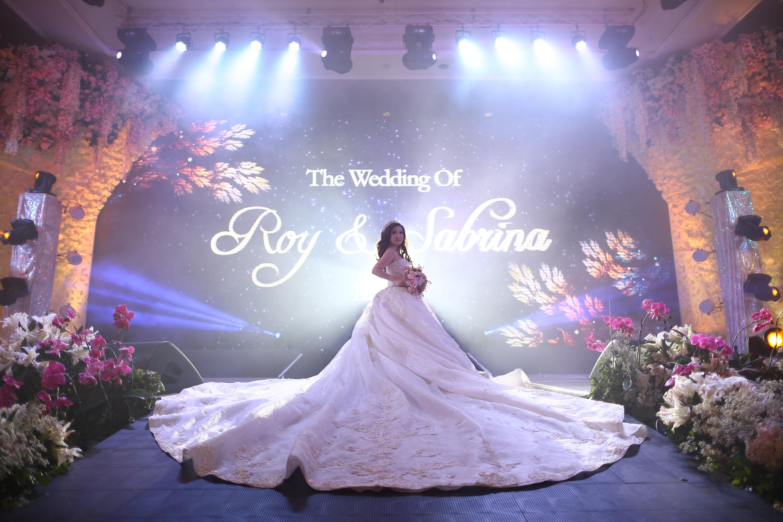 Wedding of roy sabrina by fairytale organizer bridestory junglespirit Images