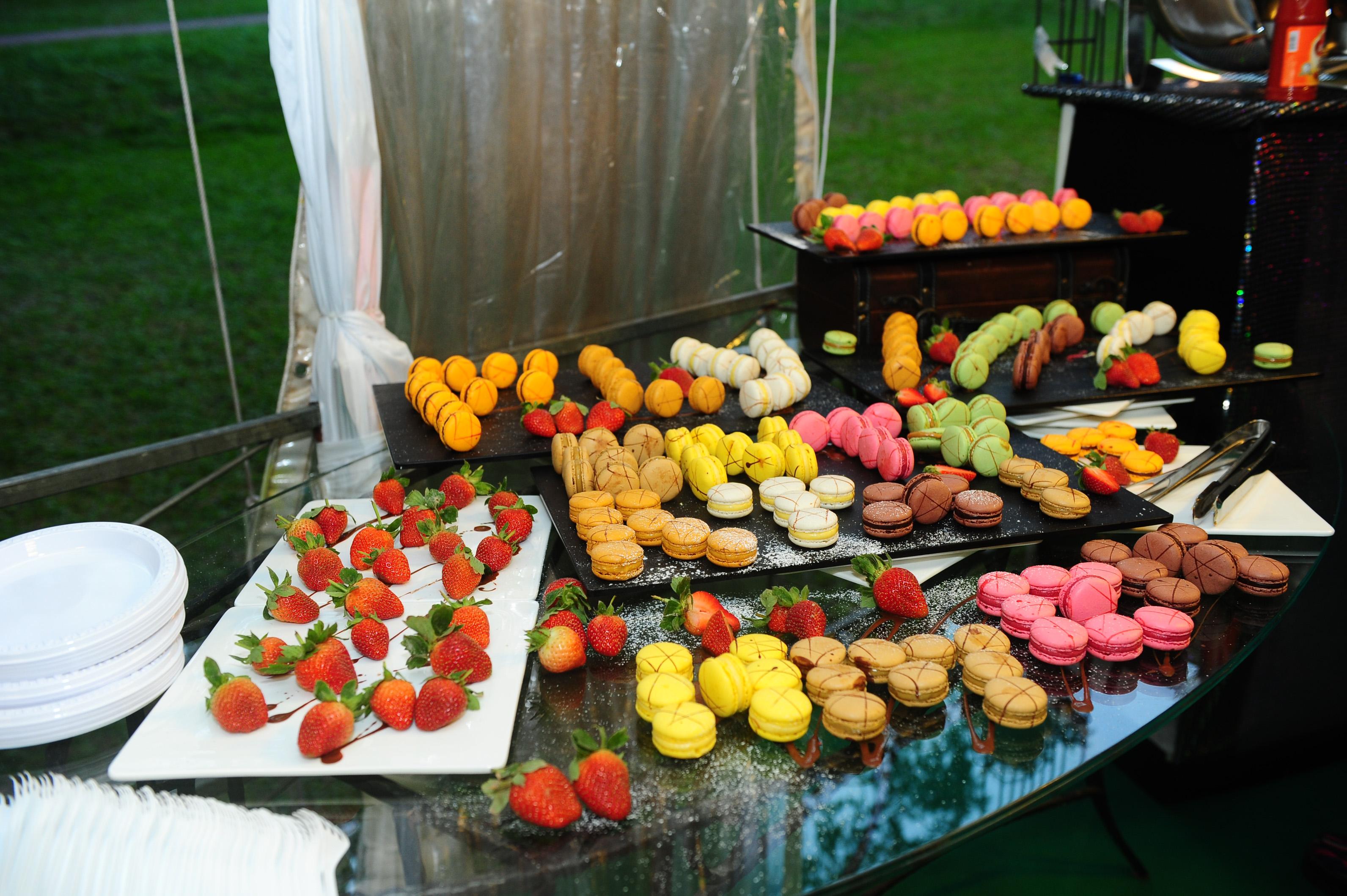 ohs farm catering wedding catering in singapore bridestorycom - Buffet Retro Cuisine