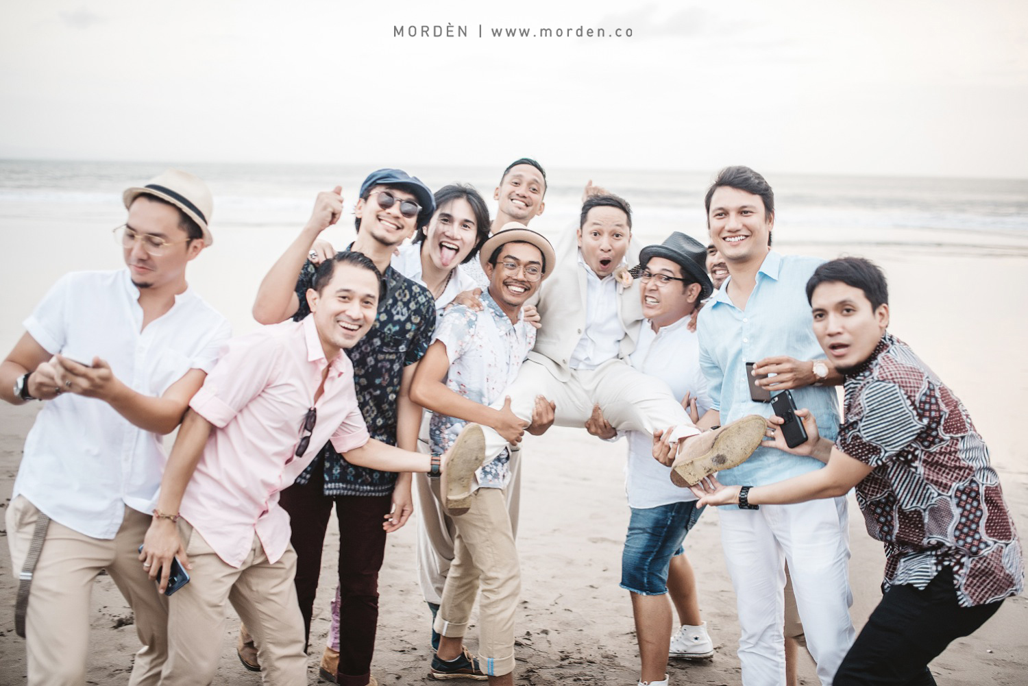 Ringgo agus rahman dan sabai wedding bands