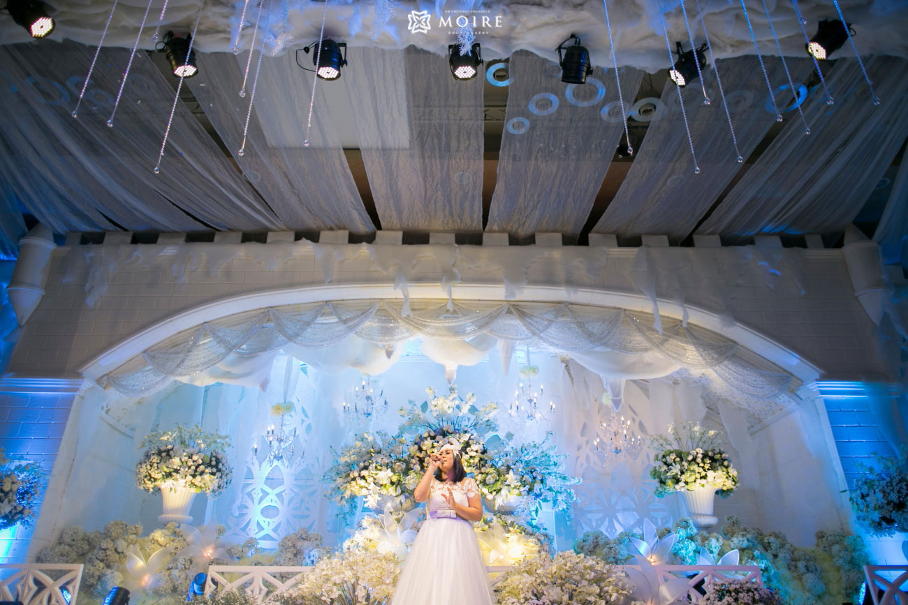 Wedding of tommy shelvie by fairytale organizer bridestory junglespirit Images