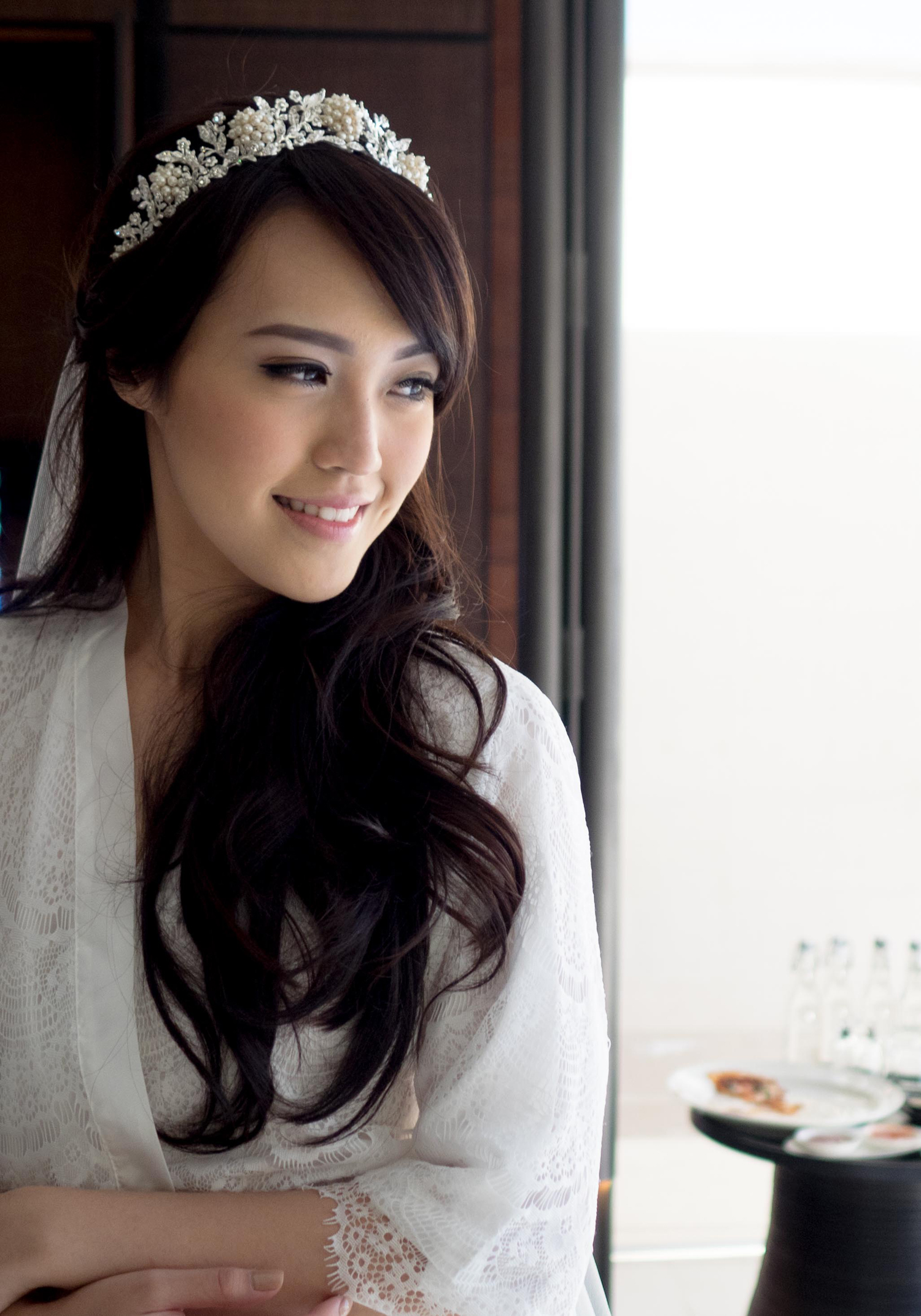 Vania larissa wedding dress