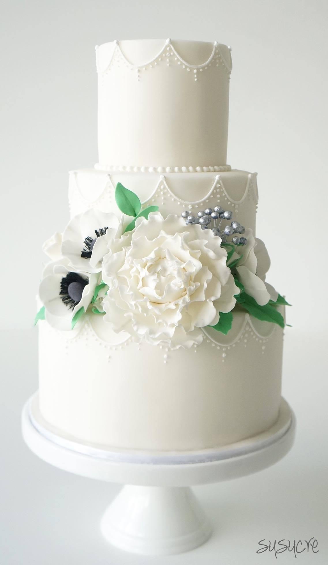 Susucre Pte Ltd   Wedding Wedding Cake in Singapore   Bridestory.com