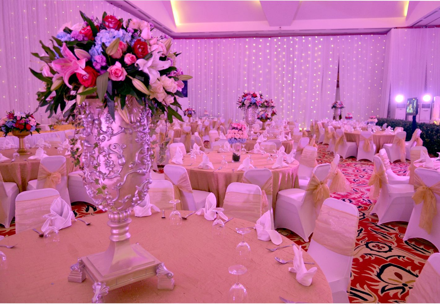 Wedding decoration by aryaduta medan bridestory junglespirit Images