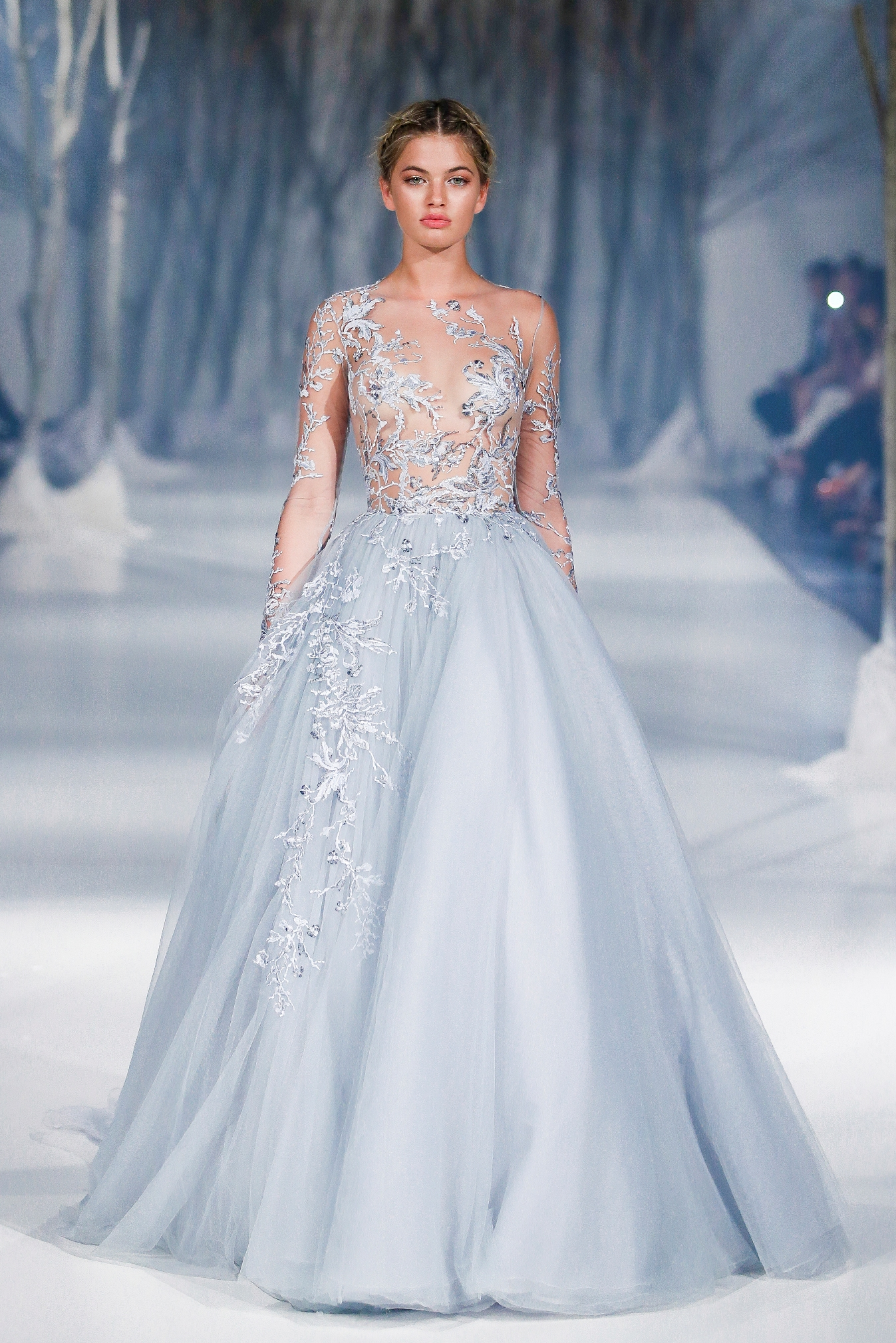 Paolo Sebastian - The Snow Maiden Autumn-Winter 2016 collection by ...