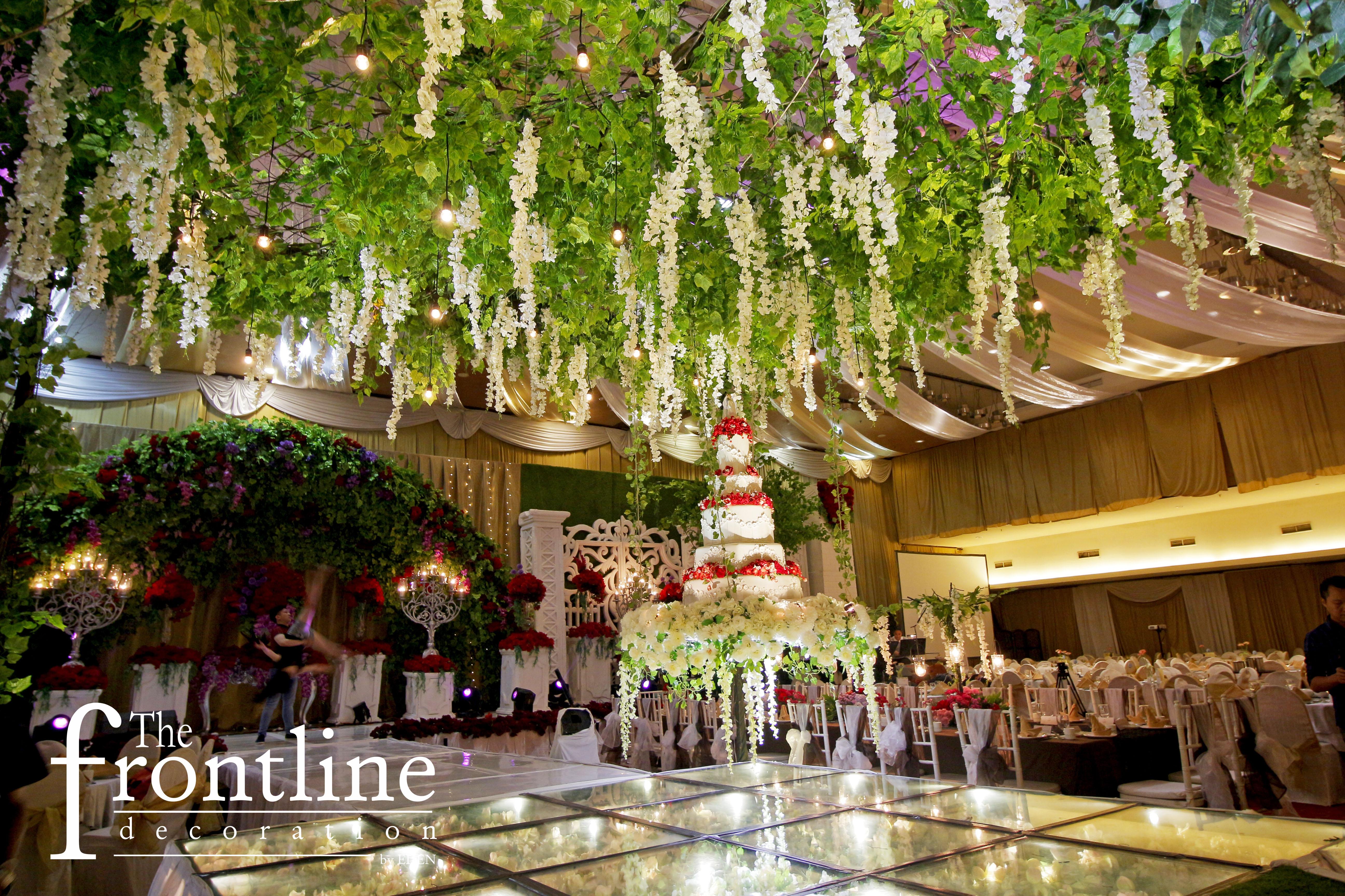 The wedding of erick hilda by eden design bridestory junglespirit Images